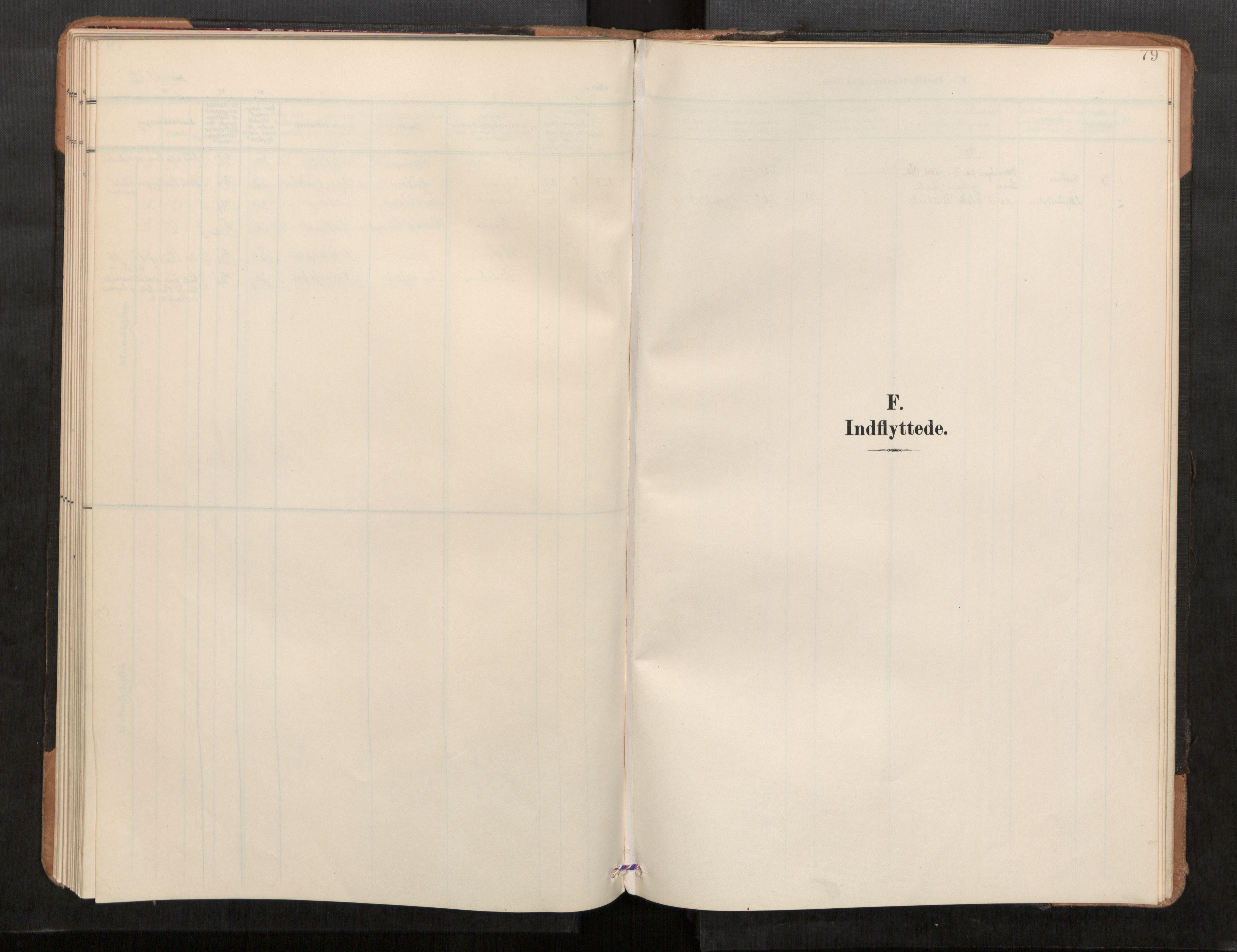 SAT, Stod sokneprestkontor, I/I1/I1a/L0001: Parish register (official) no. 1, 1900-1912, p. 79