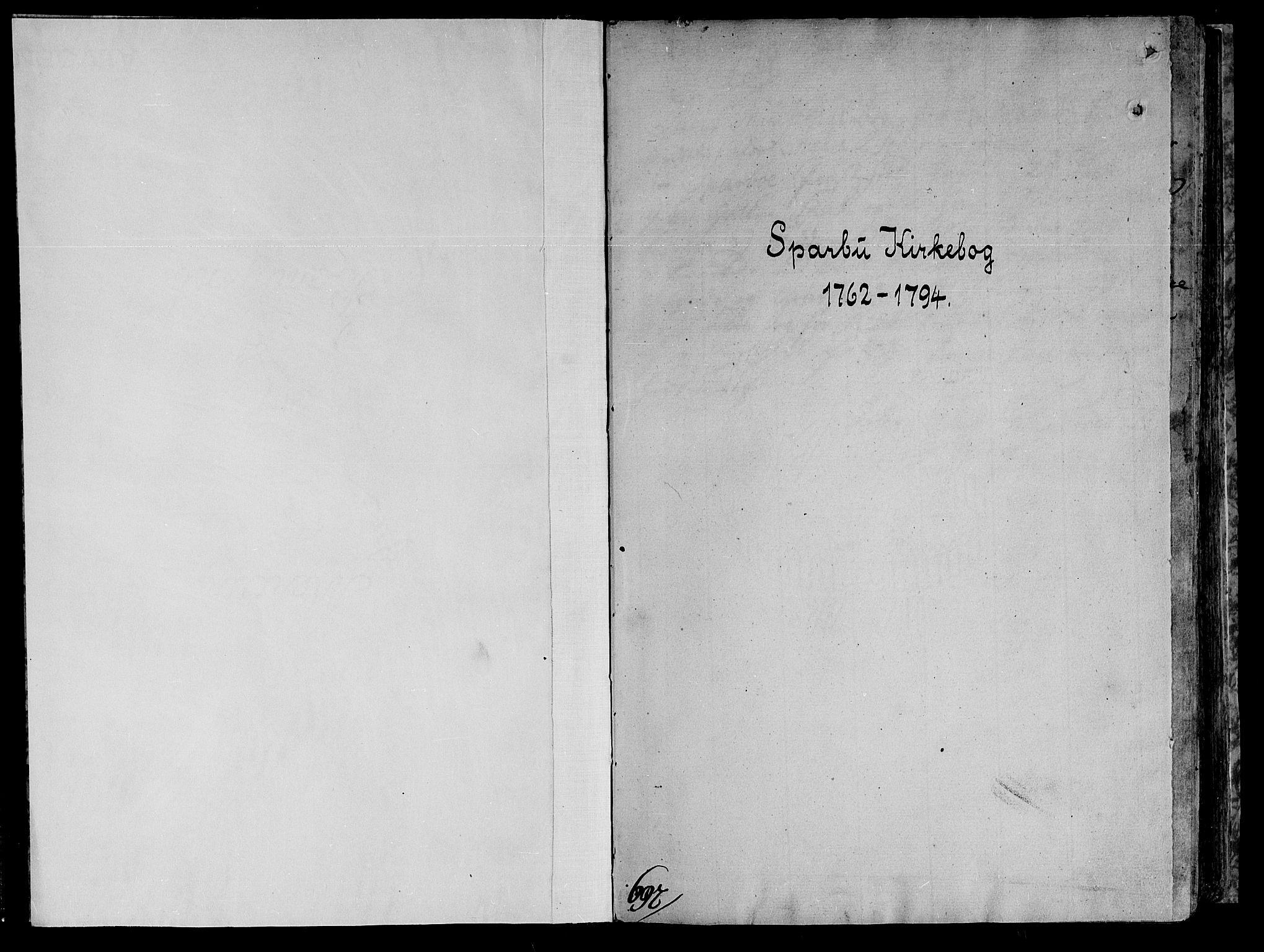 SAT, Ministerialprotokoller, klokkerbøker og fødselsregistre - Nord-Trøndelag, 735/L0331: Parish register (official) no. 735A02, 1762-1794