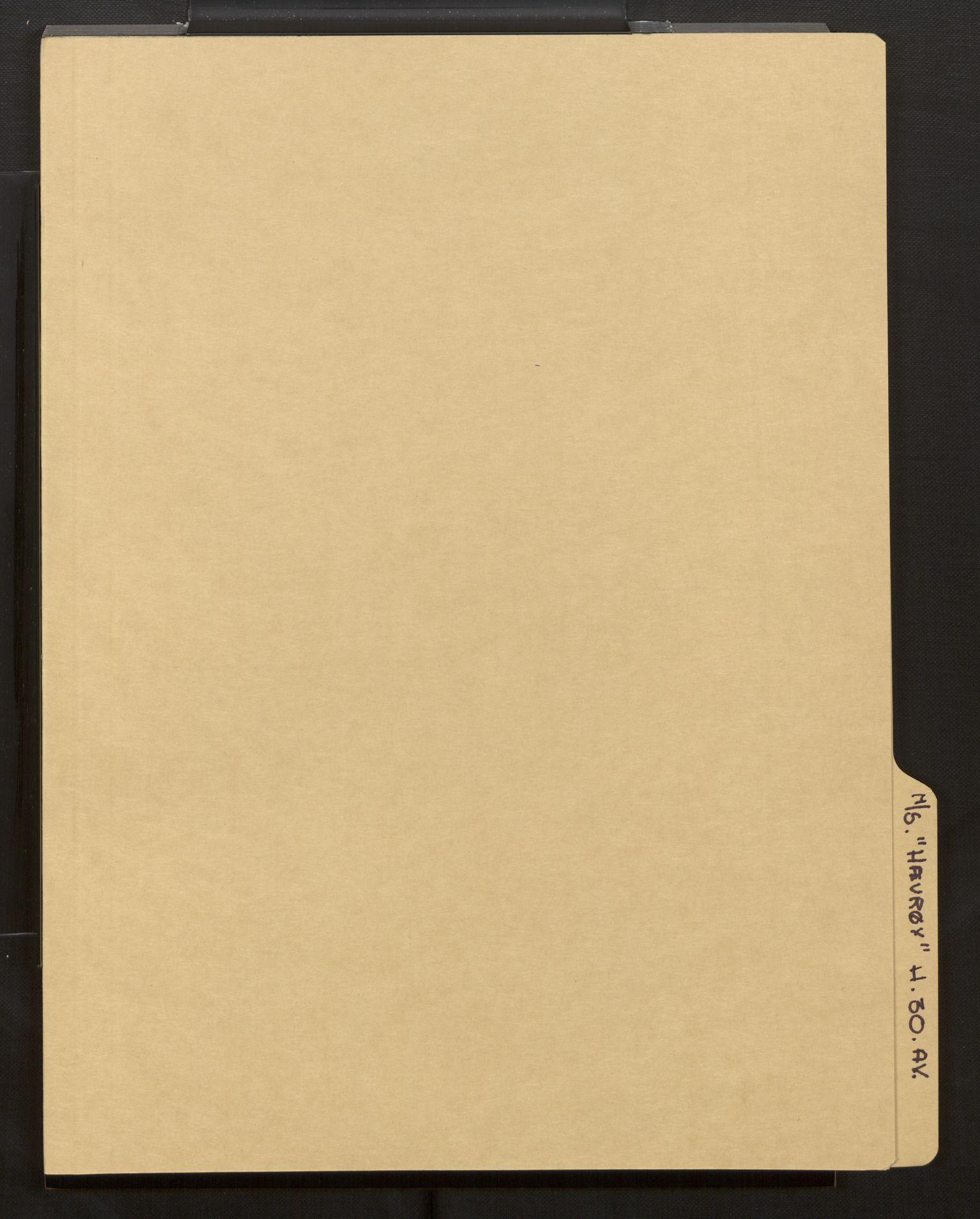 SAB, Fiskeridirektoratet - 1 Adm. ledelse - 13 Båtkontoret, La/L0042: Statens krigsforsikring for fiskeflåten, 1936-1971, p. 377