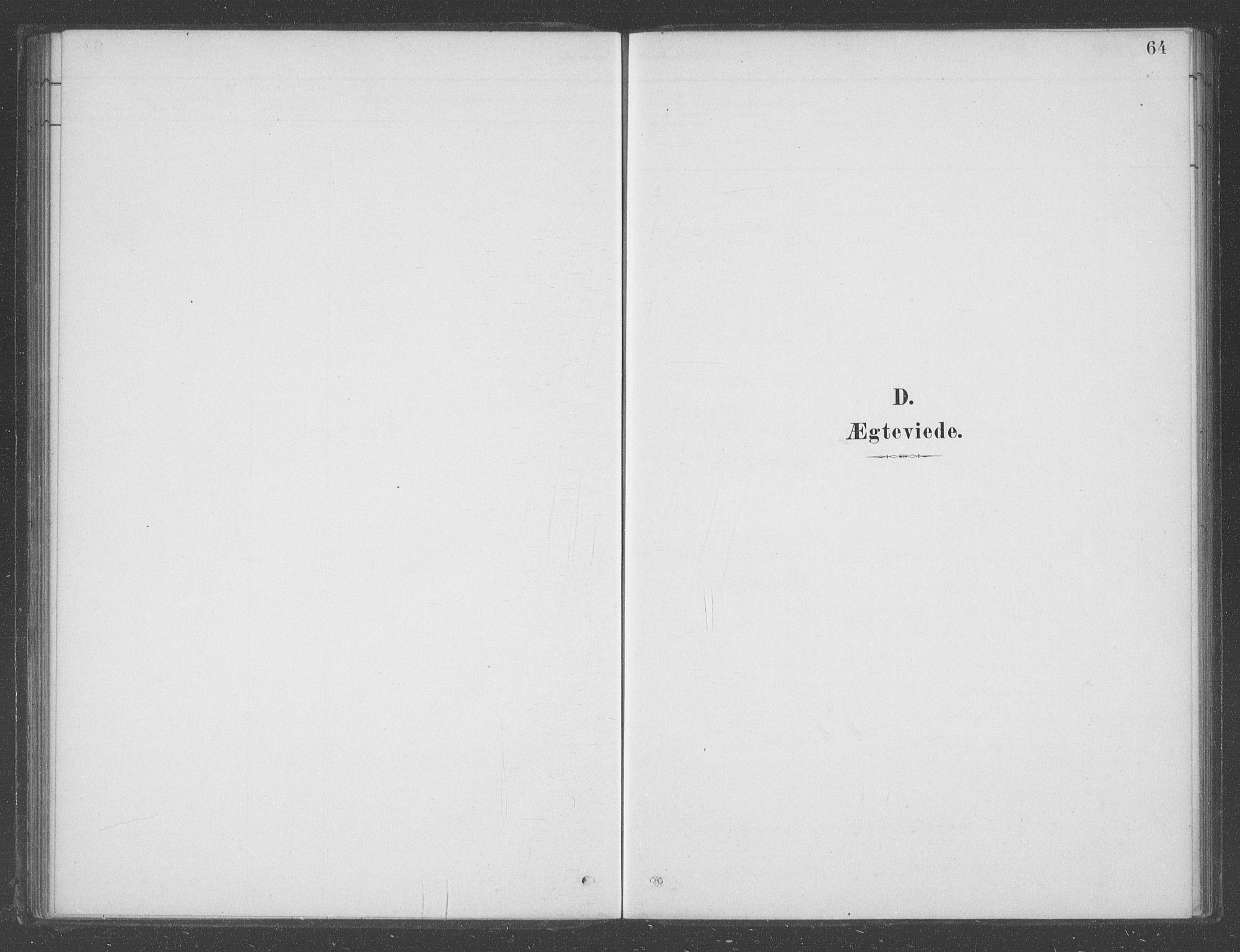 SAB, Aurland Sokneprestembete*, Parish register (official) no. D  1, 1880-1903, p. 64