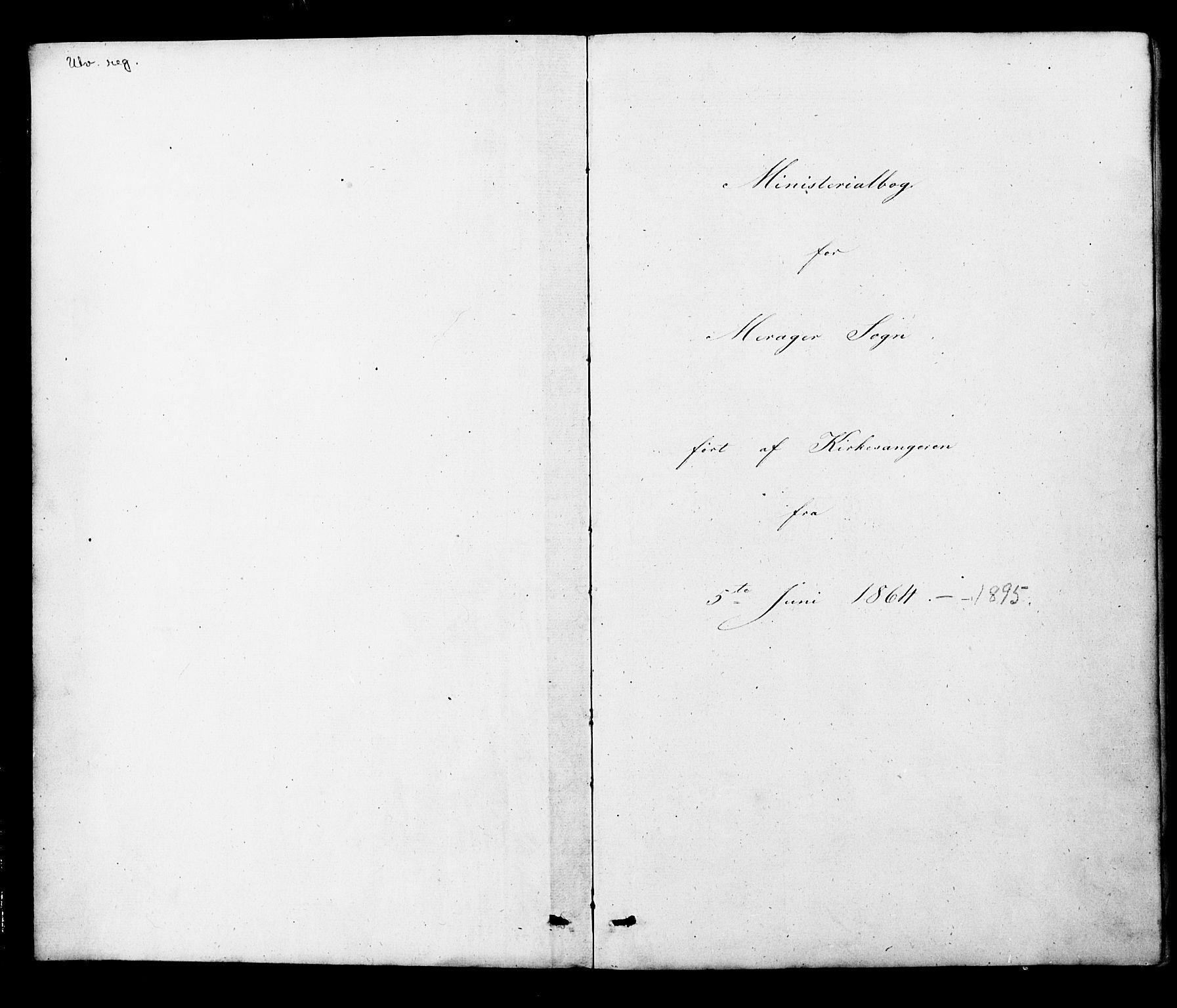 SAT, Ministerialprotokoller, klokkerbøker og fødselsregistre - Nord-Trøndelag, 706/L0049: Parish register (copy) no. 706C01, 1864-1895