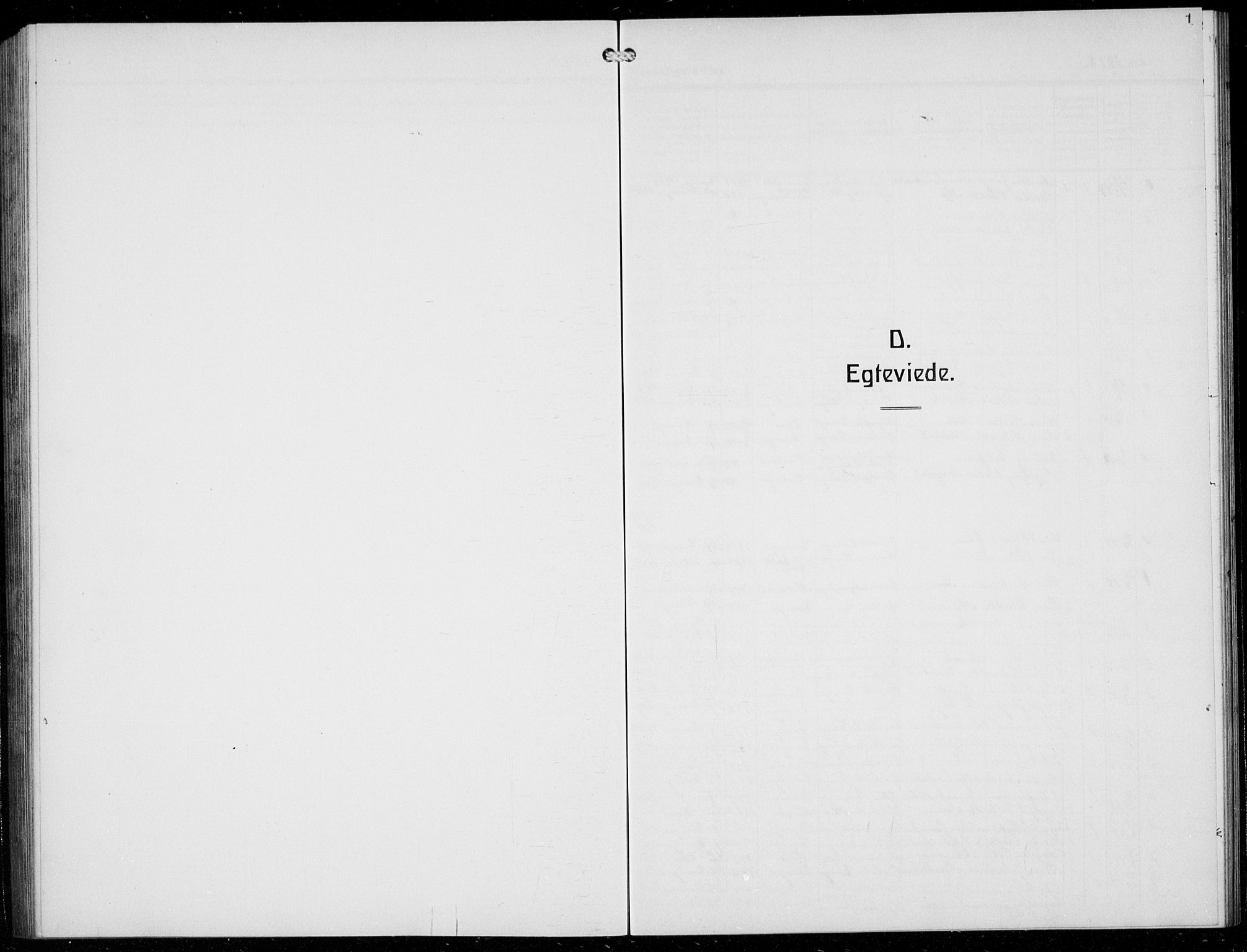 SAB, Evanger sokneprestembete*, Parish register (copy) no. A 6, 1918-1941, p. 1