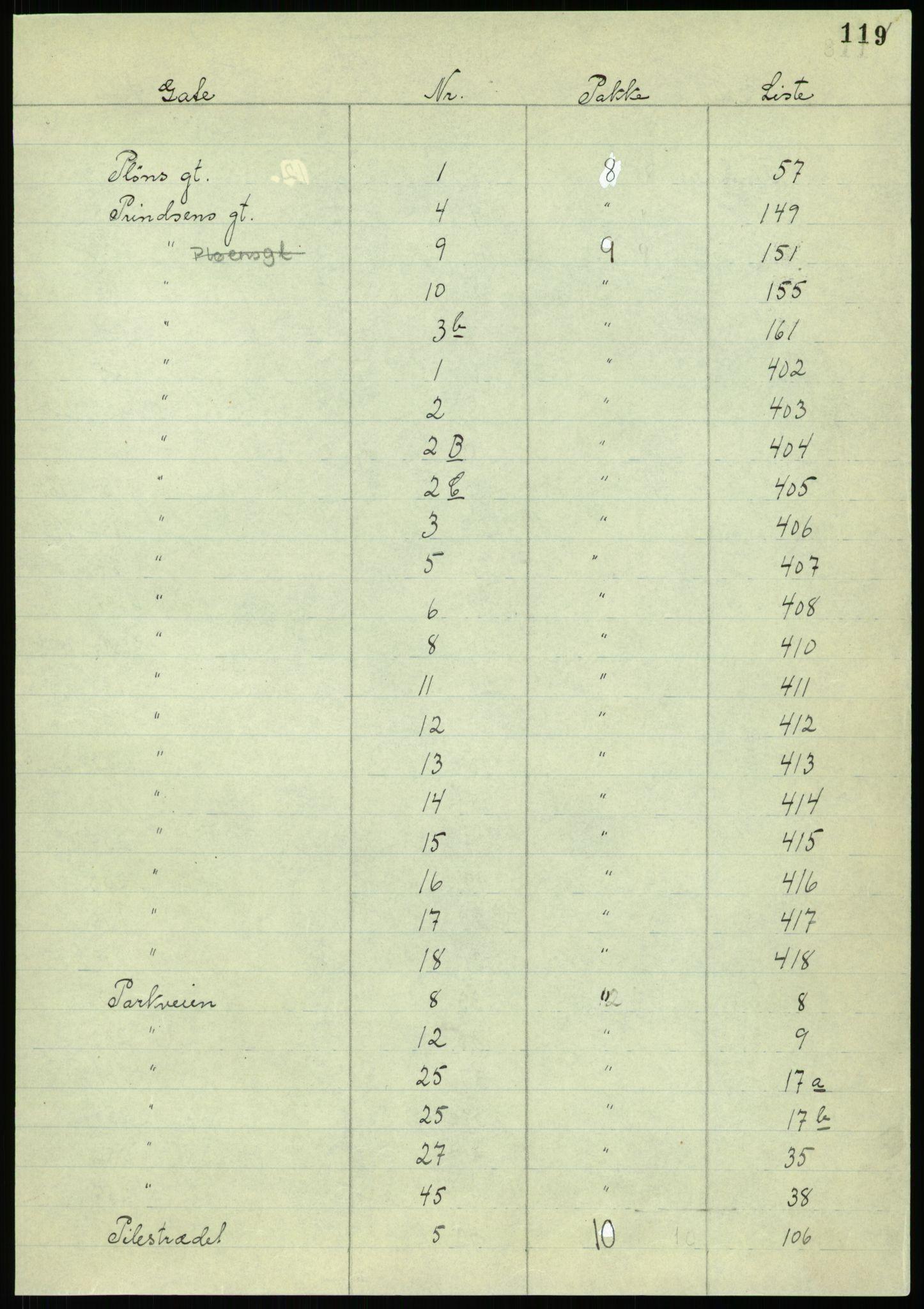 RA, 1885 census for 0301 Kristiania, 1885, p. 121