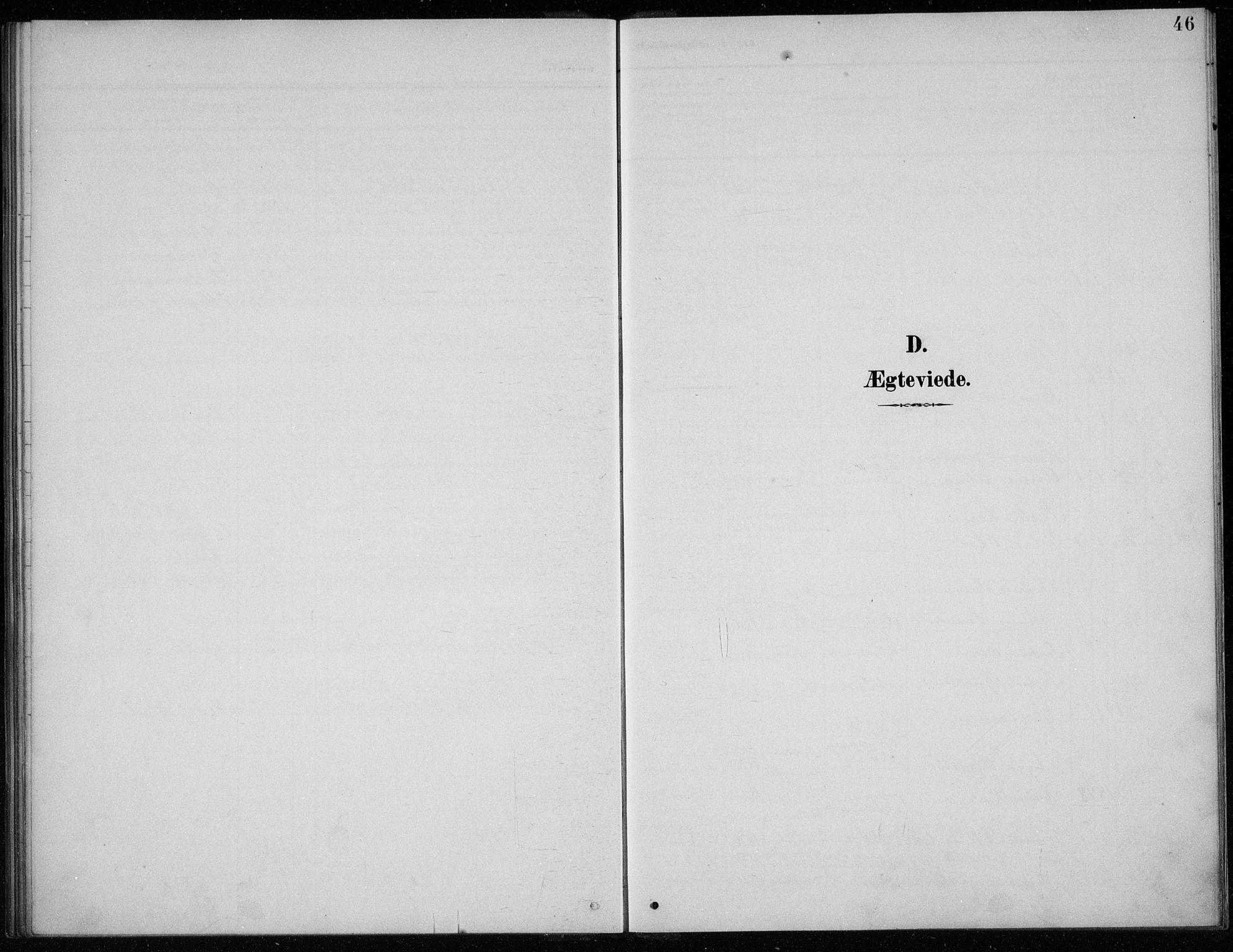 SAB, Balestrand sokneprestembete, H/Hab/Habc/L0003: Parish register (copy) no. C 3, 1895-1927, p. 46