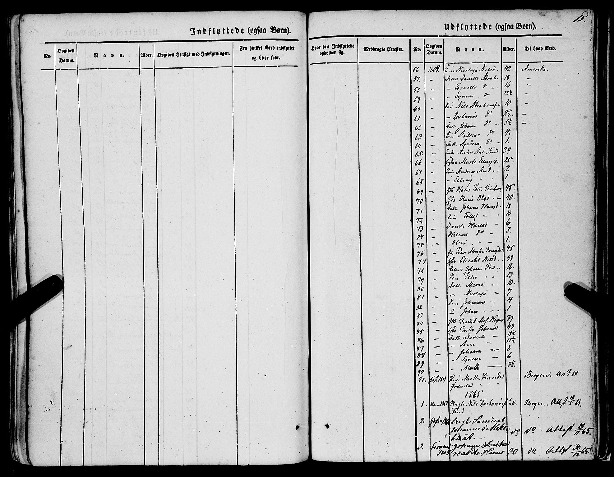 SAB, Jølster sokneprestembete, H/Haa/Haaa/L0010: Parish register (official) no. A 10, 1847-1865, p. 15