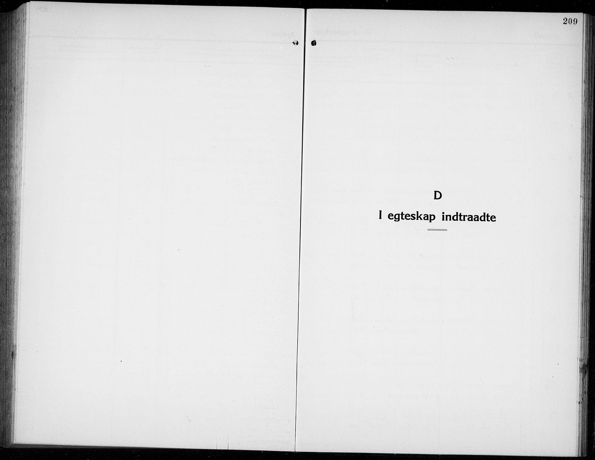 SAB, Os sokneprestembete*, Parish register (copy) no. A 5, 1923-1941, p. 209