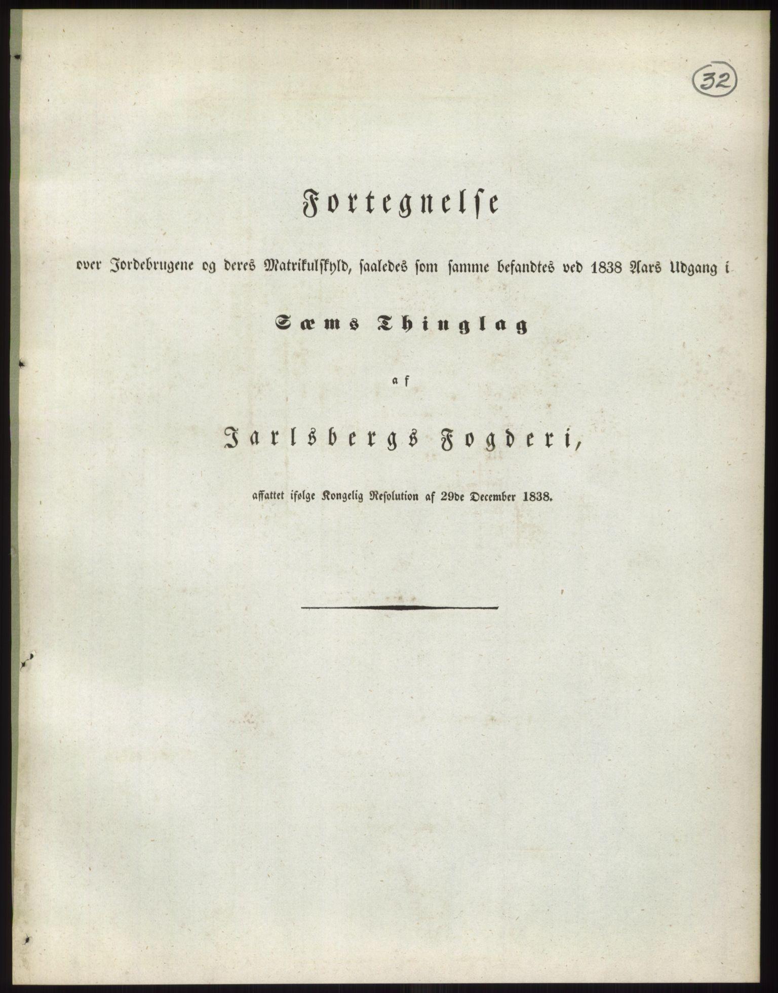 PUBL, Andre publikasjoner, -/Bind 6: Jarlsberg og Larvik amt, 1838, p. 54