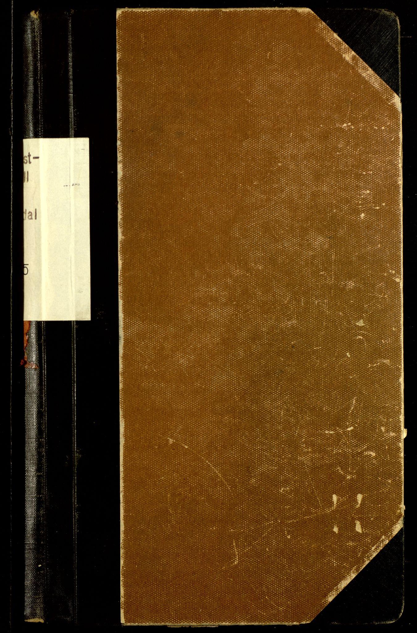 SAH, Norges Brannkasse, Sel og Heidal, F/L0006: Branntakstprotokoll, 1949-1955