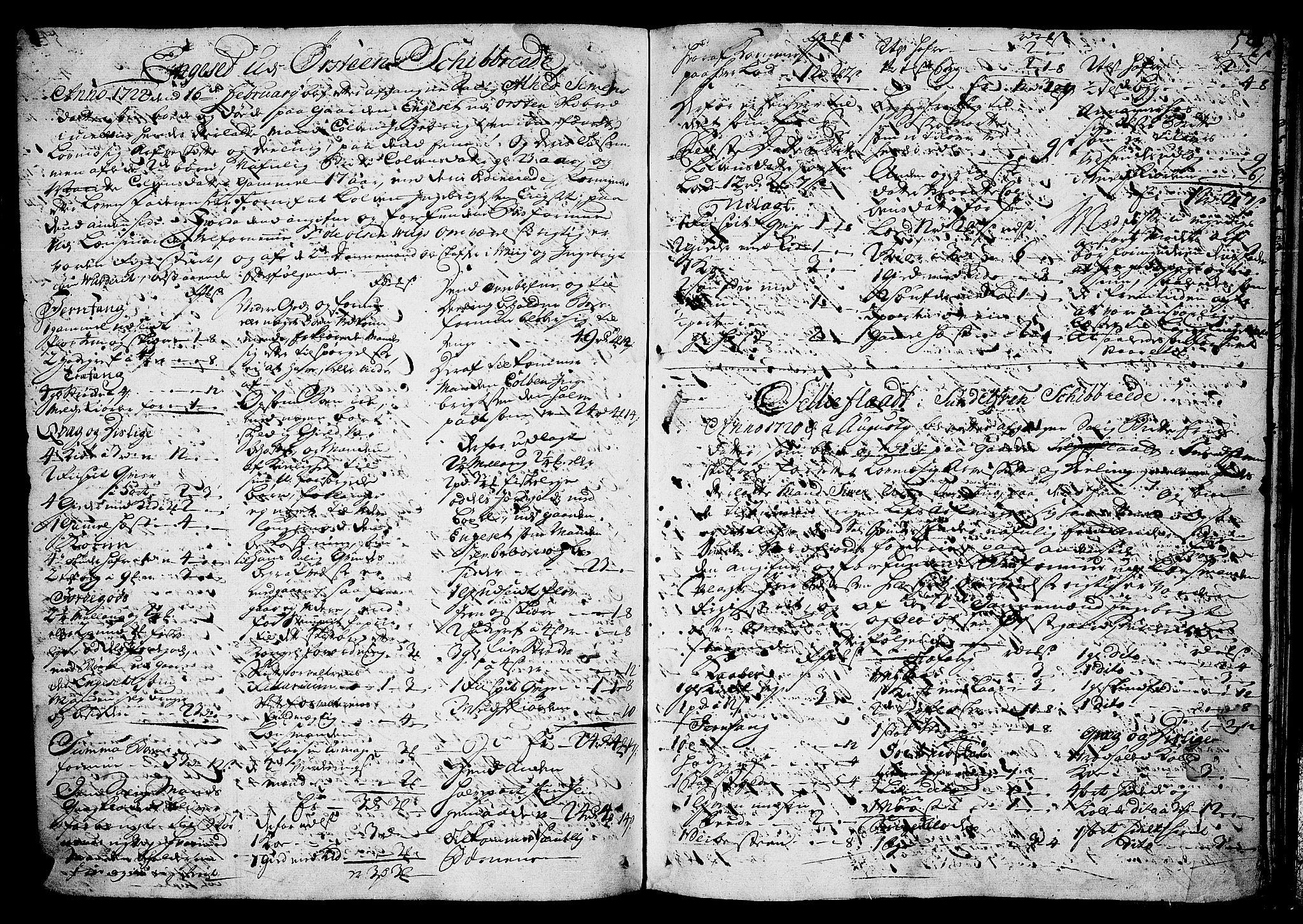 SAT, Sunnmøre sorenskriveri, 3/3A/L0007: Skifteprotokoll 05B, 1723-1725, p. 541b-542a