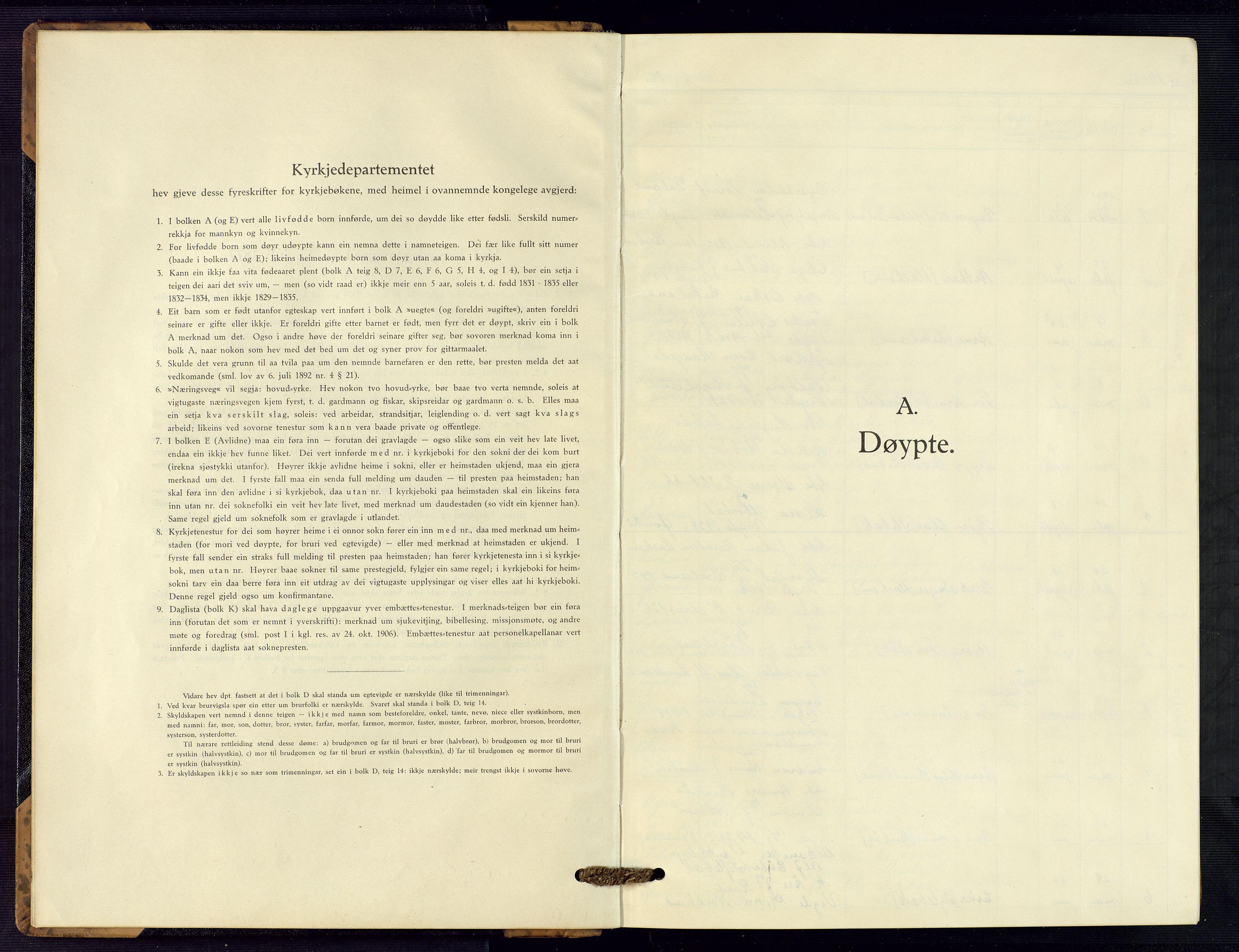SAK, Vennesla sokneprestkontor, Fb/Fbc/L0004: Parish register (copy) no. B 4, 1921-1972