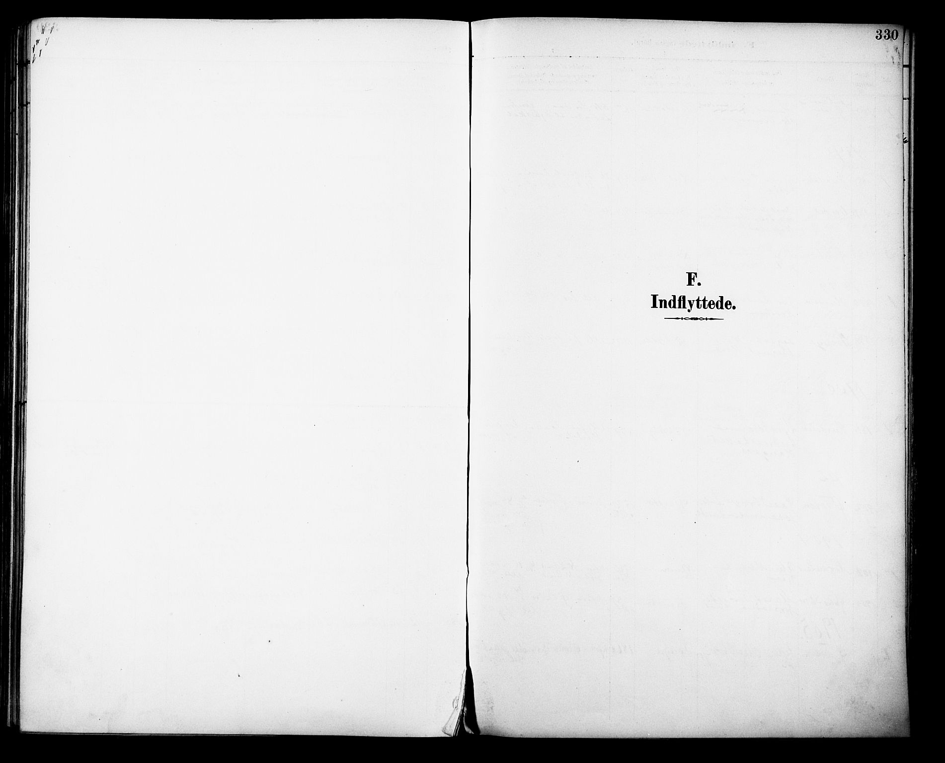 SAH, Vestre Toten prestekontor, H/Ha/Haa/L0013: Parish register (official) no. 13, 1895-1911, p. 330