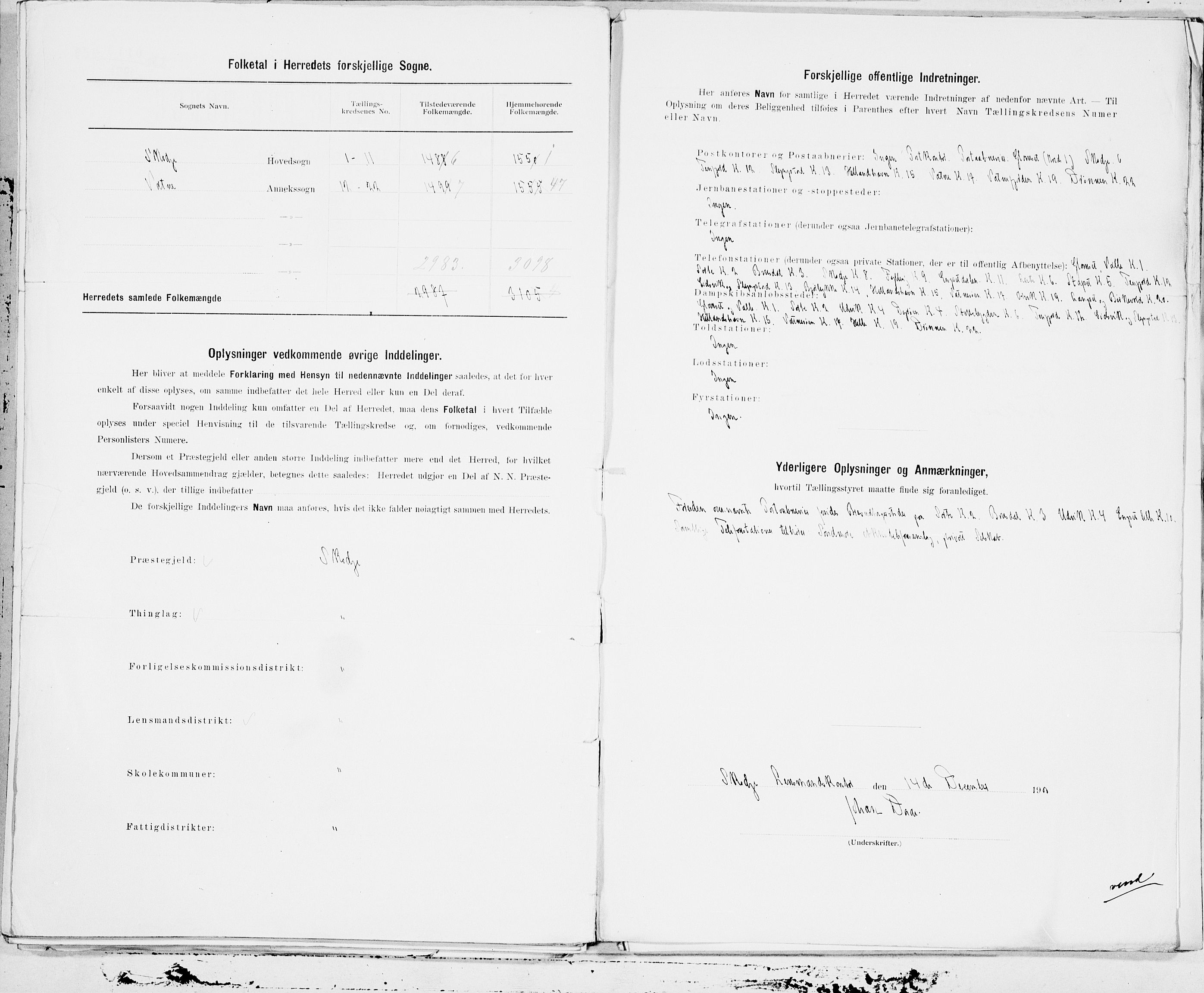 SAT, 1900 census for Skodje, 1900, p. 47