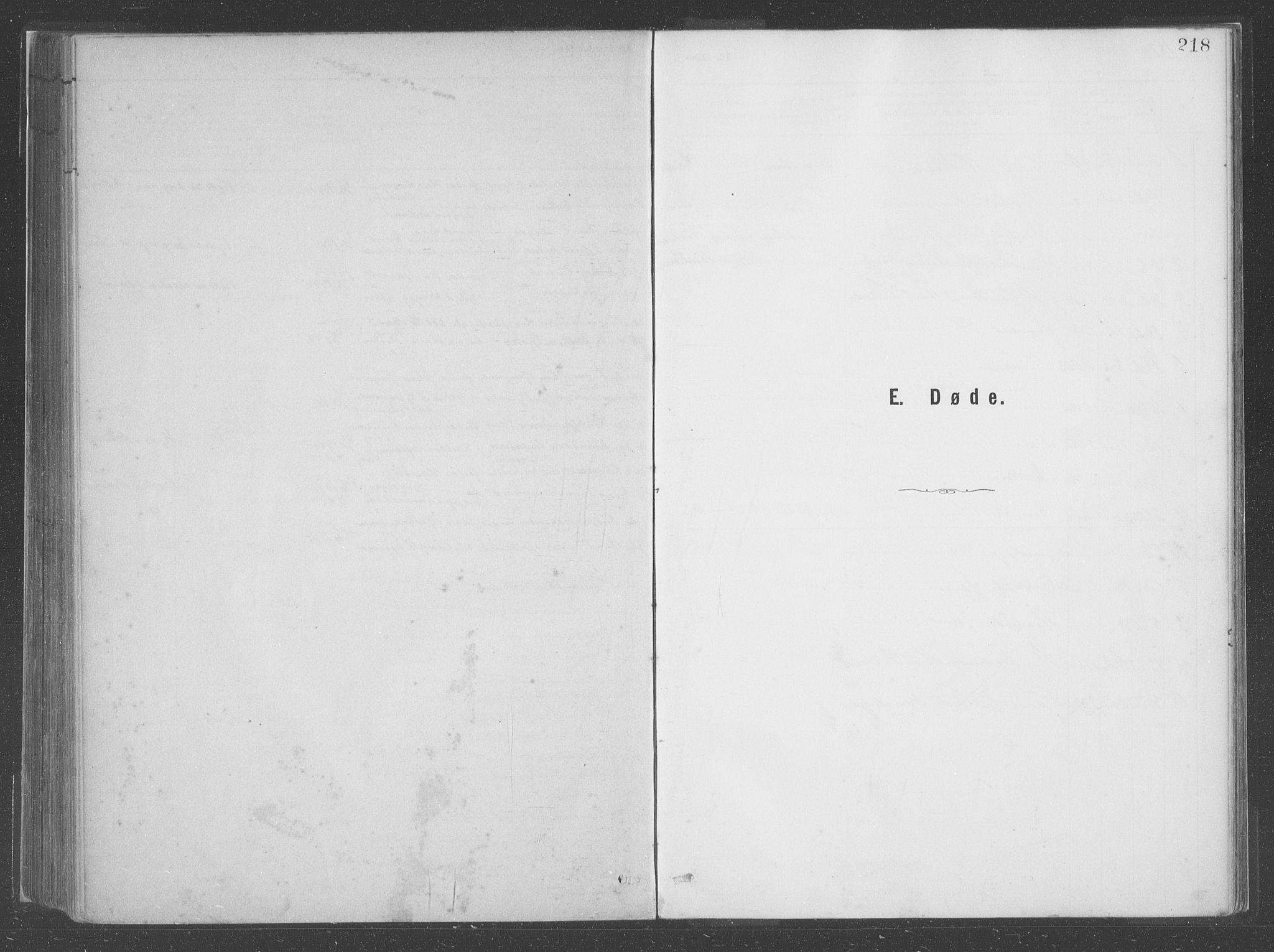 SAB, Askvoll Sokneprestembete, Parish register (official) no. C  1, 1879-1922, p. 218