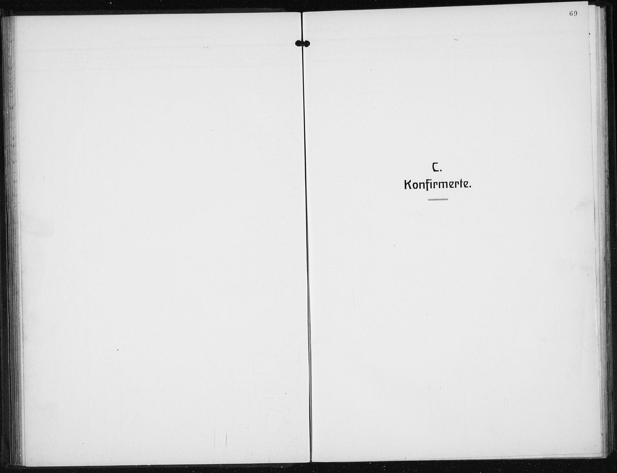 SAB, Privatarkiv 110 - Den norske sjømannsmisjon i utlandet/New York, H/Ha/L0008: Parish register (official) no. A 8, 1923-1935, p. 69