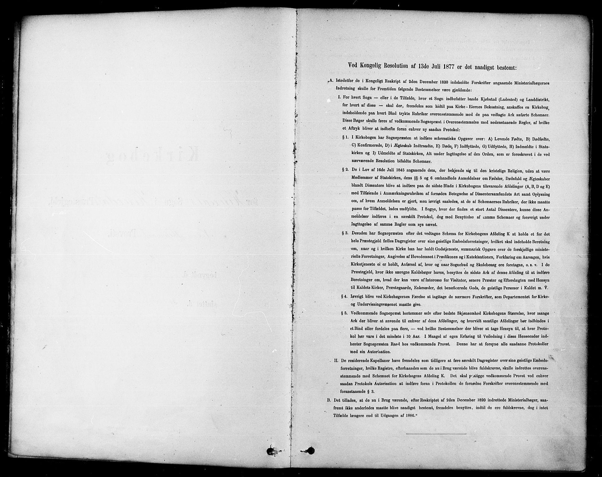 SAKO, Heddal kirkebøker, F/Fa/L0009: Parish register (official) no. I 9, 1878-1903