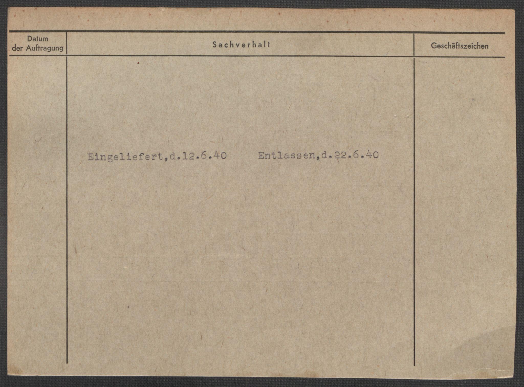 RA, Befehlshaber der Sicherheitspolizei und des SD, E/Ea/Eaa/L0007: Register over norske fanger i Møllergata 19: Lundb-N, 1940-1945, p. 847