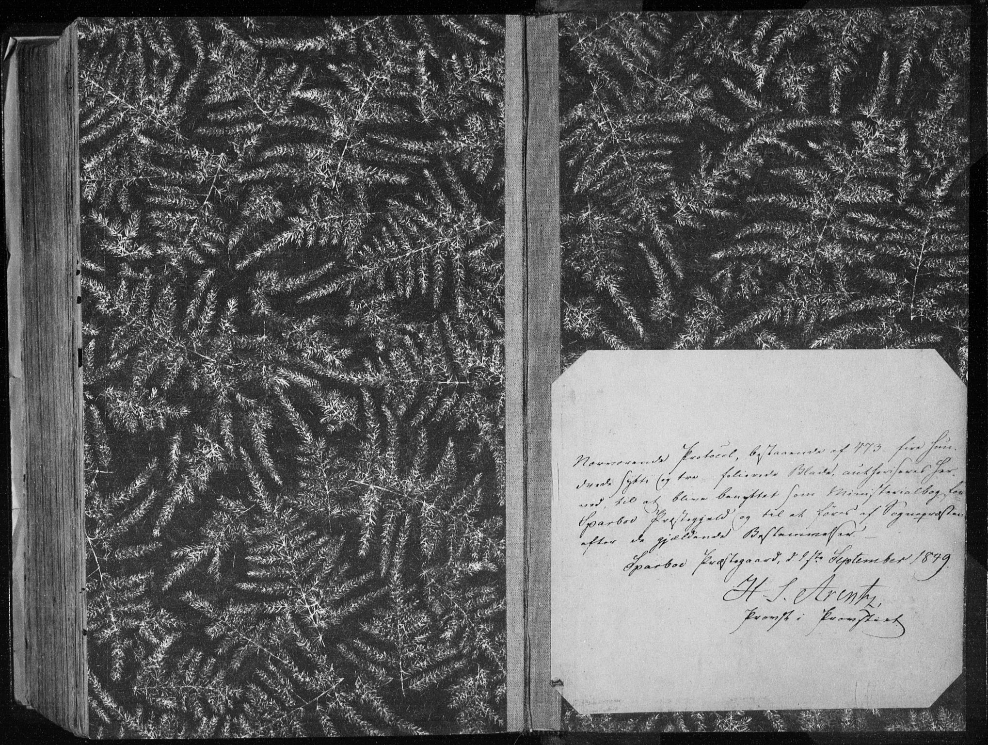 SAT, Ministerialprotokoller, klokkerbøker og fødselsregistre - Nord-Trøndelag, 735/L0342: Parish register (official) no. 735A07 /1, 1849-1862
