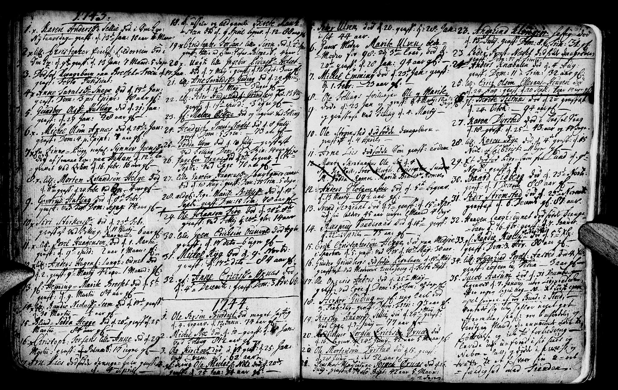 SAT, Ministerialprotokoller, klokkerbøker og fødselsregistre - Nord-Trøndelag, 746/L0439: Parish register (official) no. 746A01, 1688-1759, p. 67