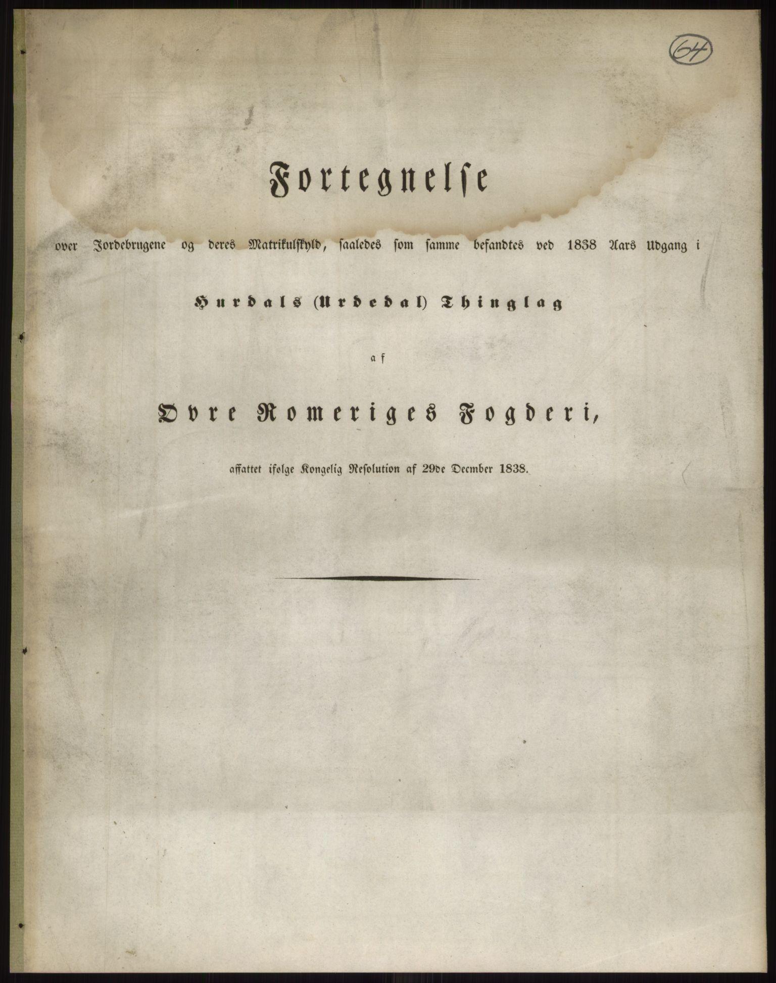 PUBL, Andre publikasjoner, -/Bind 2: Akershus amt, 1838, p. 108