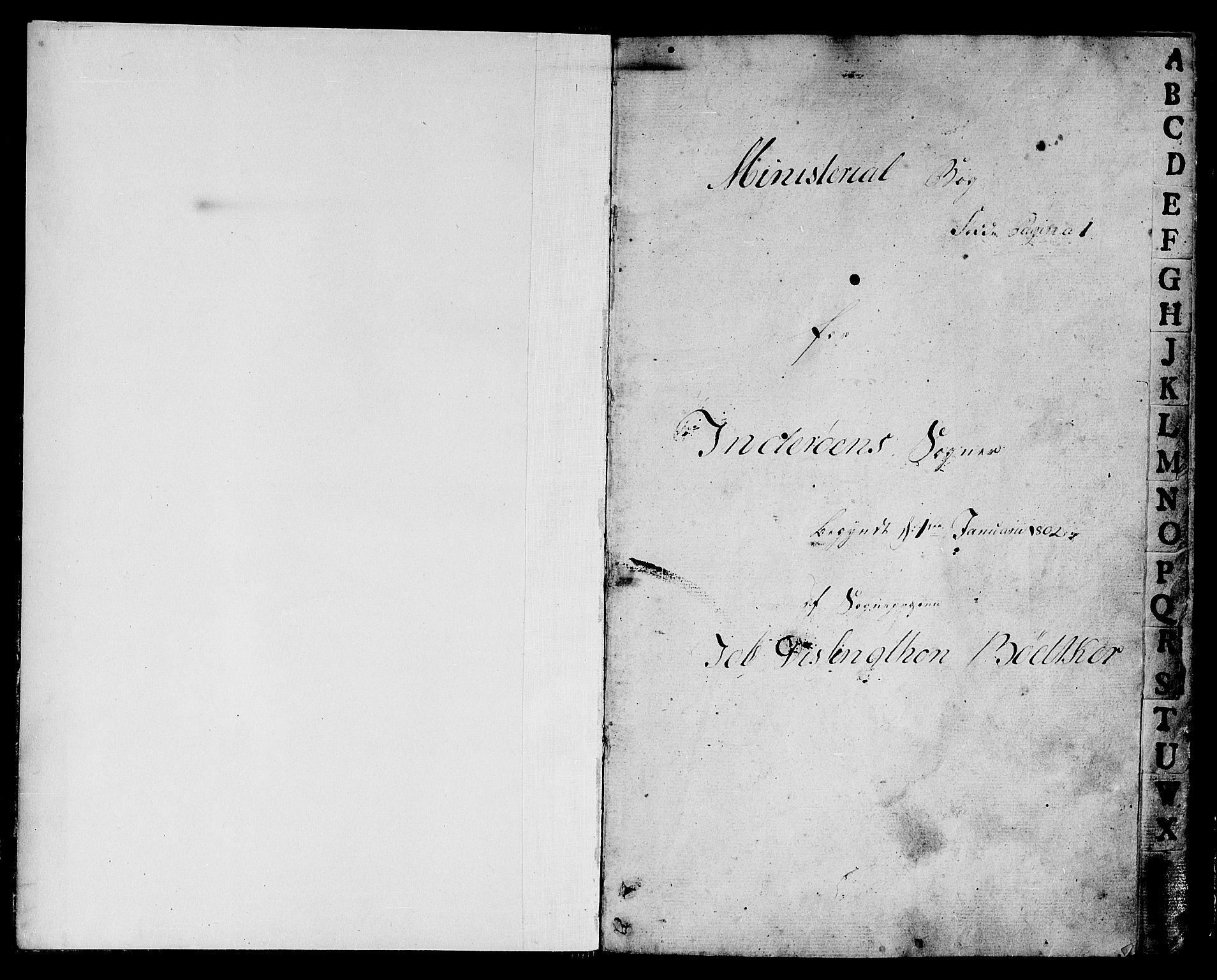 SAT, Ministerialprotokoller, klokkerbøker og fødselsregistre - Nord-Trøndelag, 730/L0274: Parish register (official) no. 730A03, 1802-1816