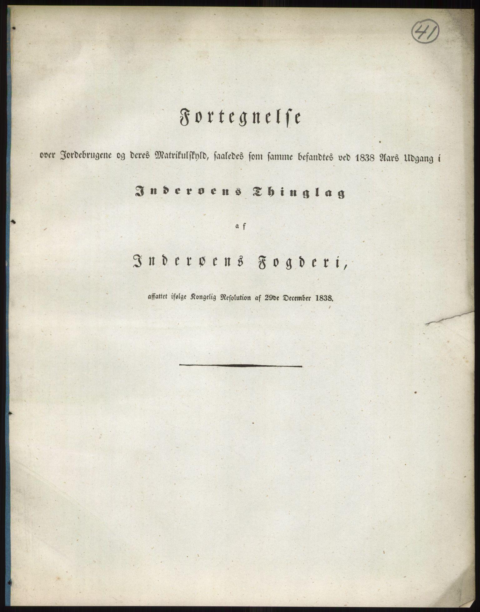 RA, 1838-matrikkelen (publikasjon)*, 1838, p. 64