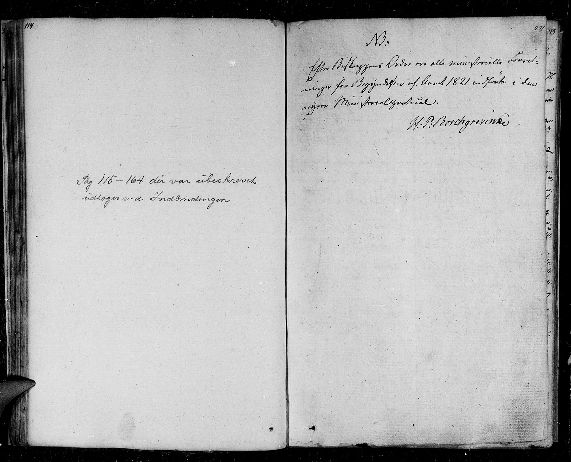 SATØ, Tromsø sokneprestkontor/stiftsprosti/domprosti, G/Ga/L0008kirke: Parish register (official) no. 8, 1829-1837, p. 271