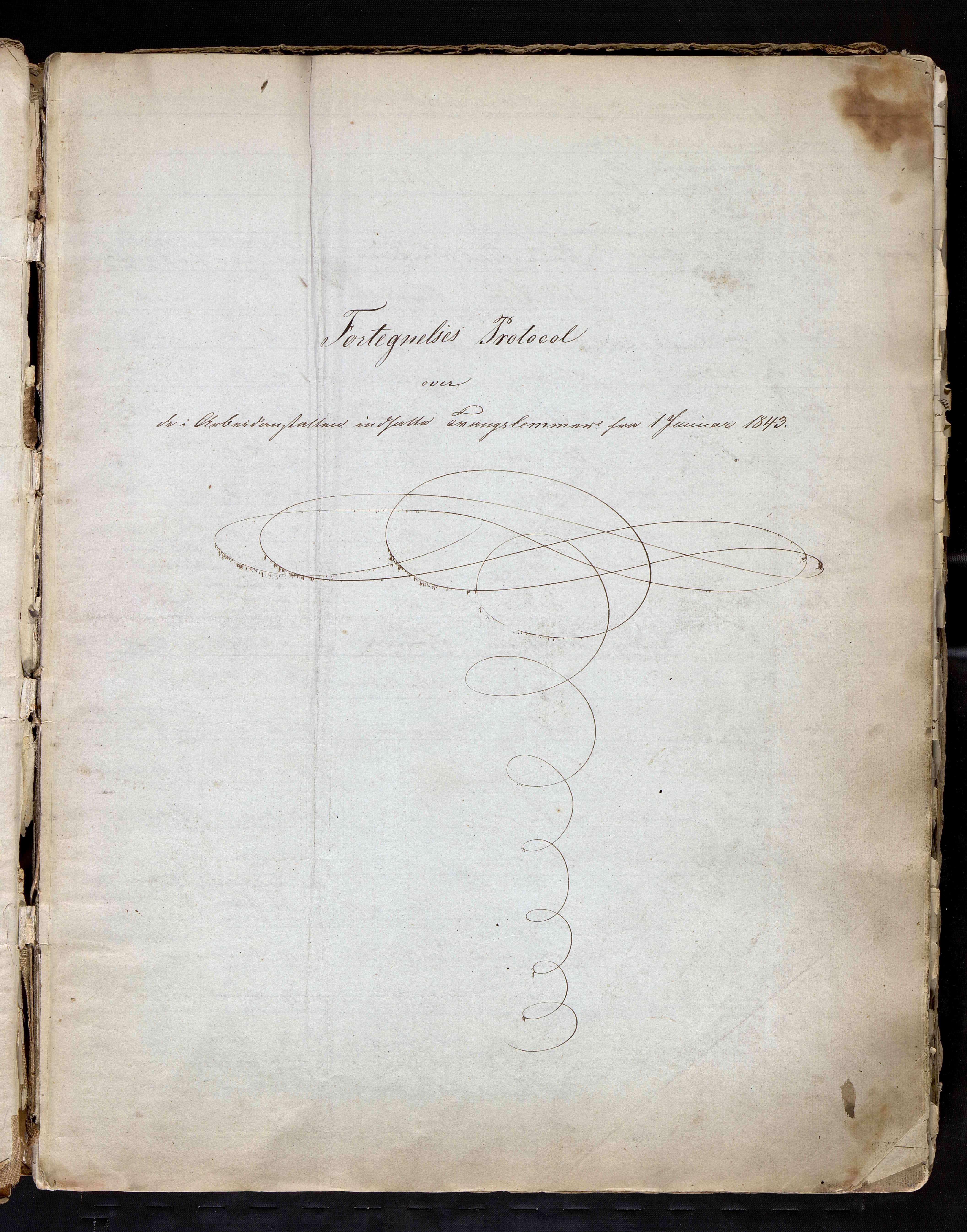 OBA, Prinds Christian Augusts Minde tvangsarbeidsanstalt og dollhus*, 1843-1847, p. 2