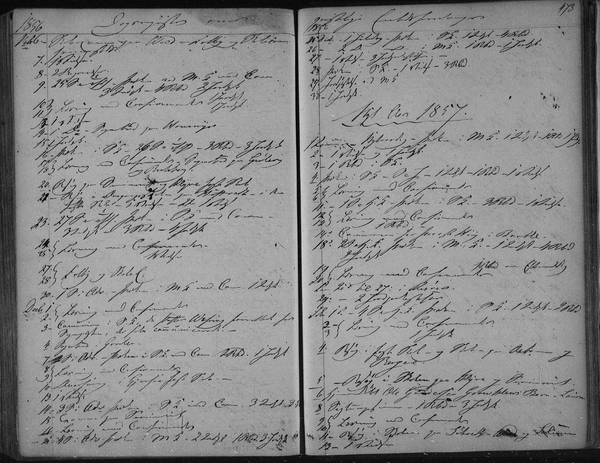 SAKO, Solum kirkebøker, F/Fa/L0007: Parish register (official) no. I 7, 1856-1864, p. 478