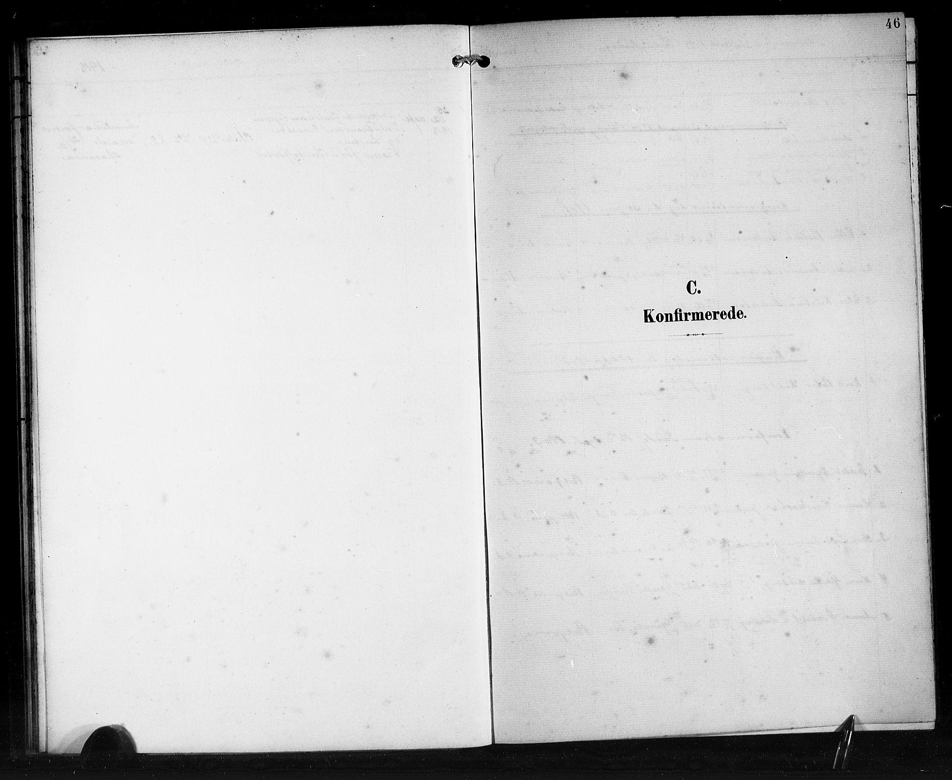 SAB, Den norske sjømannsmisjon i utlandet/Syd-Amerika (Buenos Aires m.fl.), H/Ha/L0002: Parish register (official) no. A 2, 1899-1919, p. 46