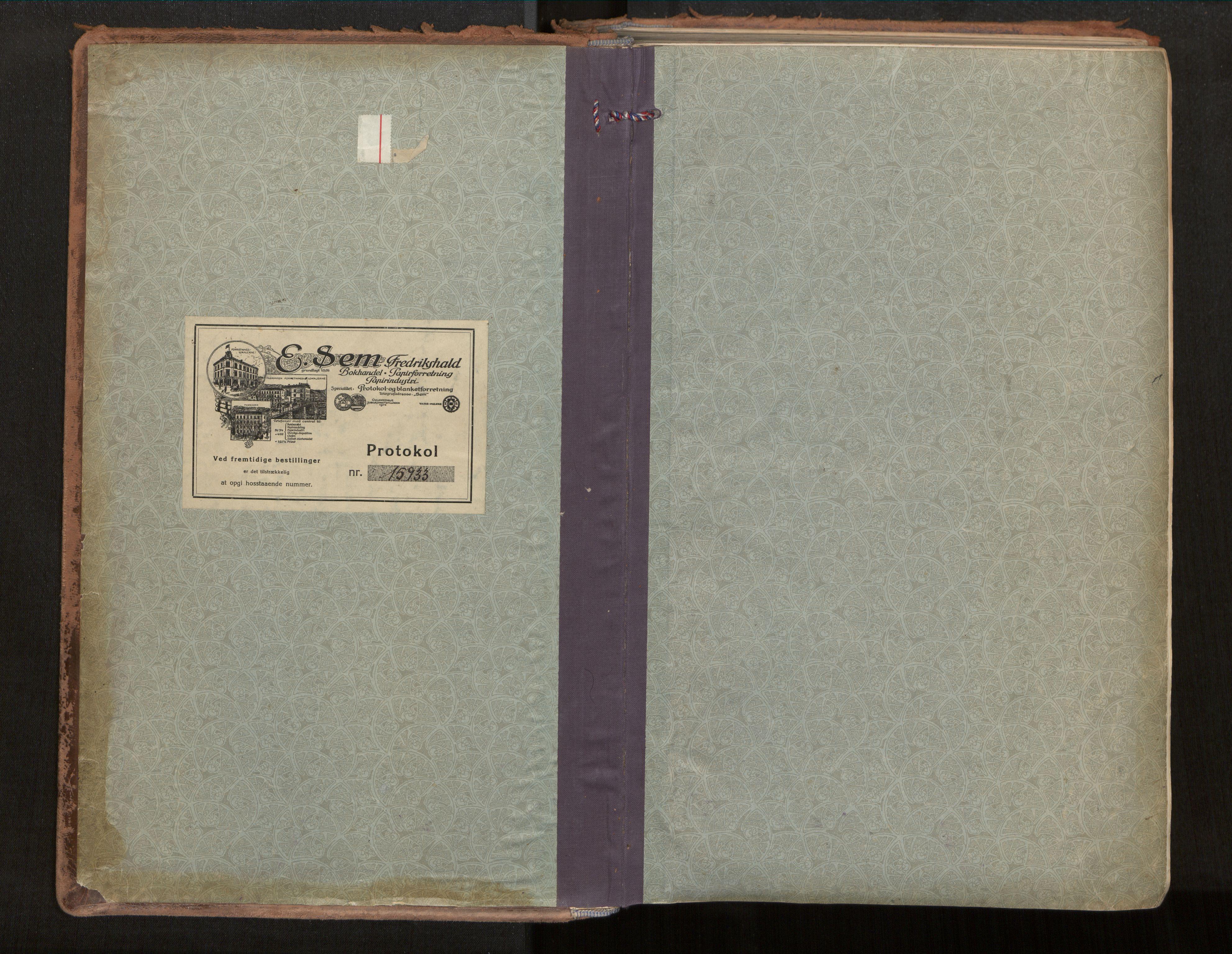 SAT, Ministerialprotokoller, klokkerbøker og fødselsregistre - Nordland, 880/L1136: Parish register (official) no. 880A10, 1919-1927