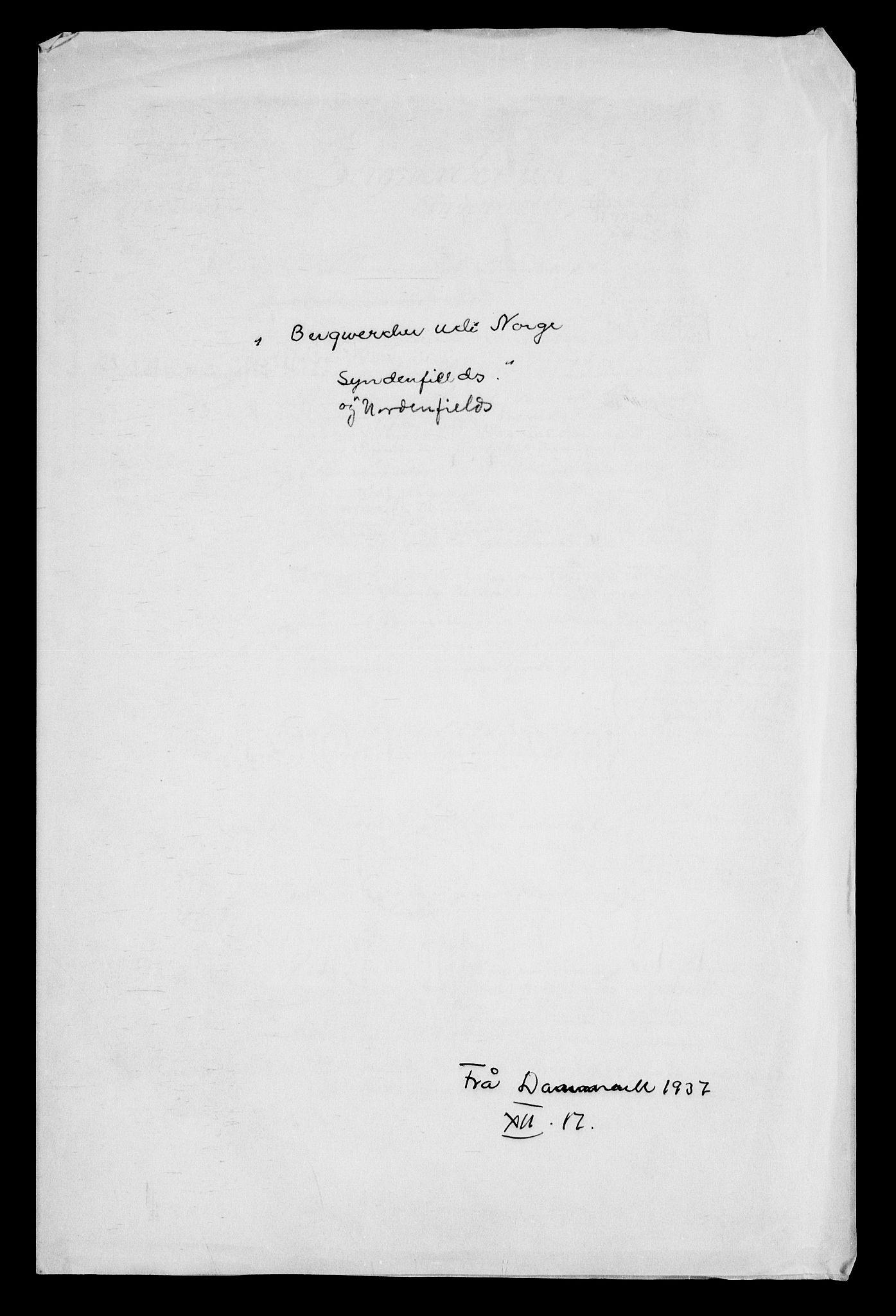 RA, Danske Kanselli, Skapsaker, G/L0019: Tillegg til skapsakene, 1616-1753, p. 154