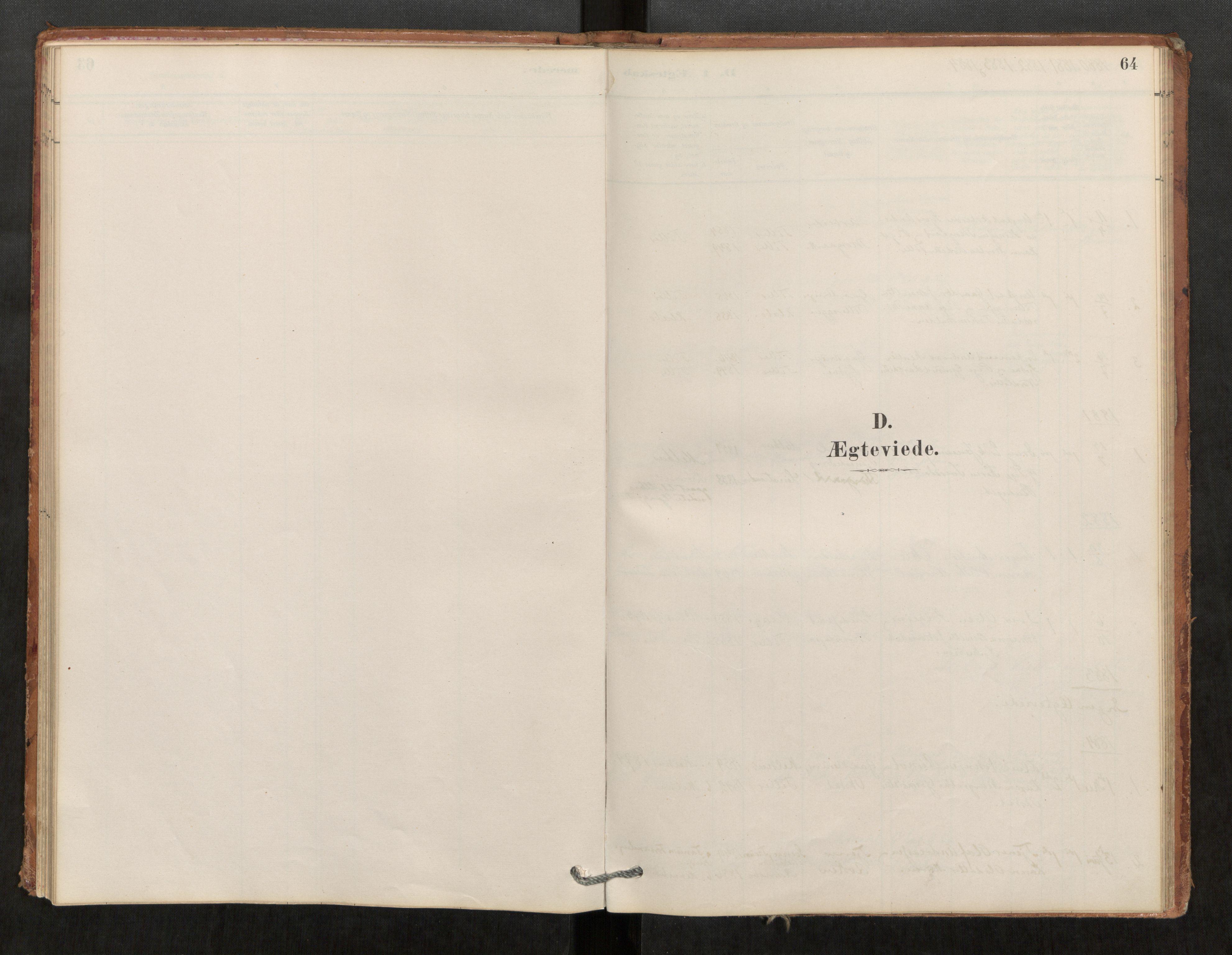 SAT, Klæbu sokneprestkontor, Parish register (official) no. 1, 1880-1900, p. 64