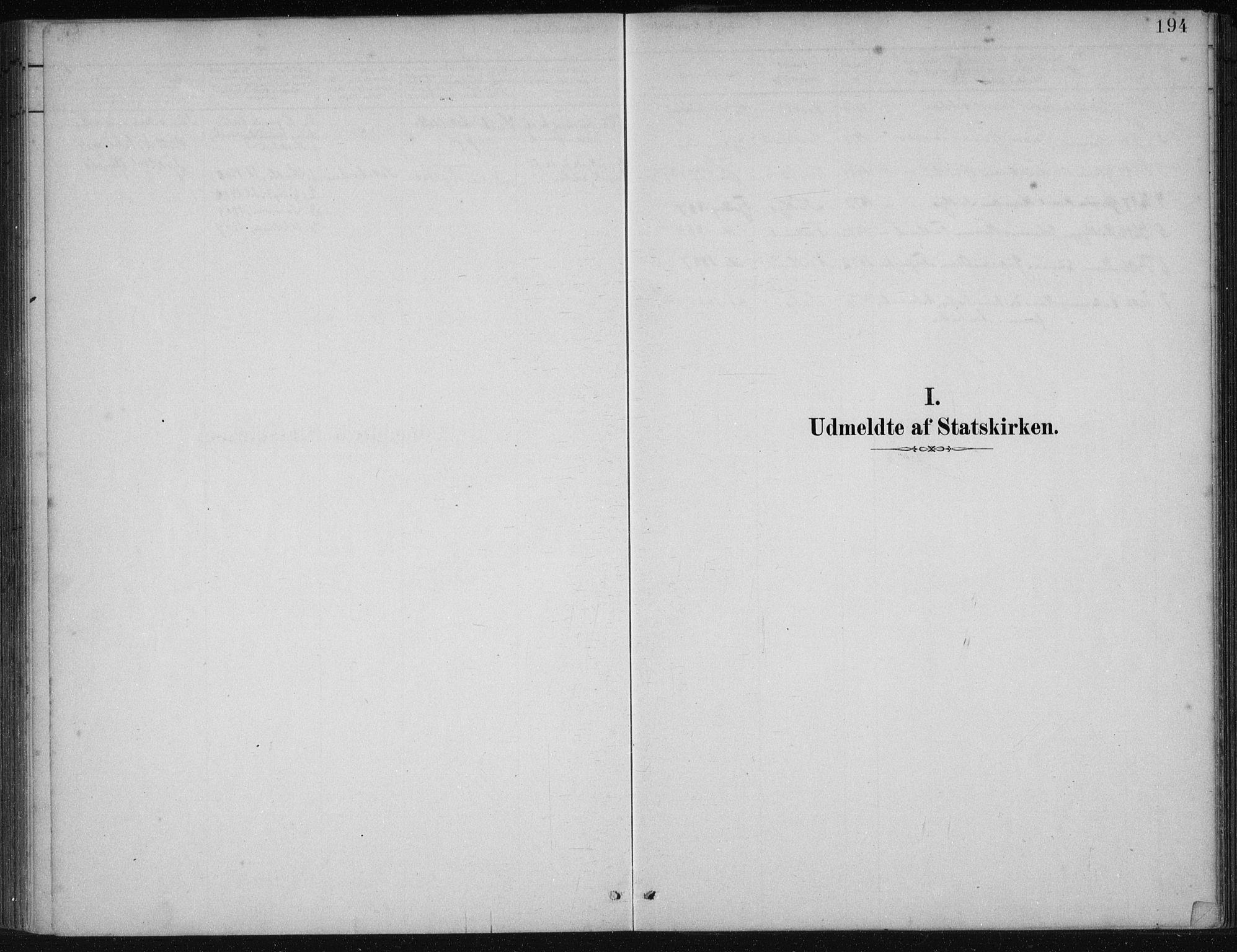 SAB, Fjelberg Sokneprestembete, H/Haa: Parish register (official) no. B  1, 1879-1919, p. 194