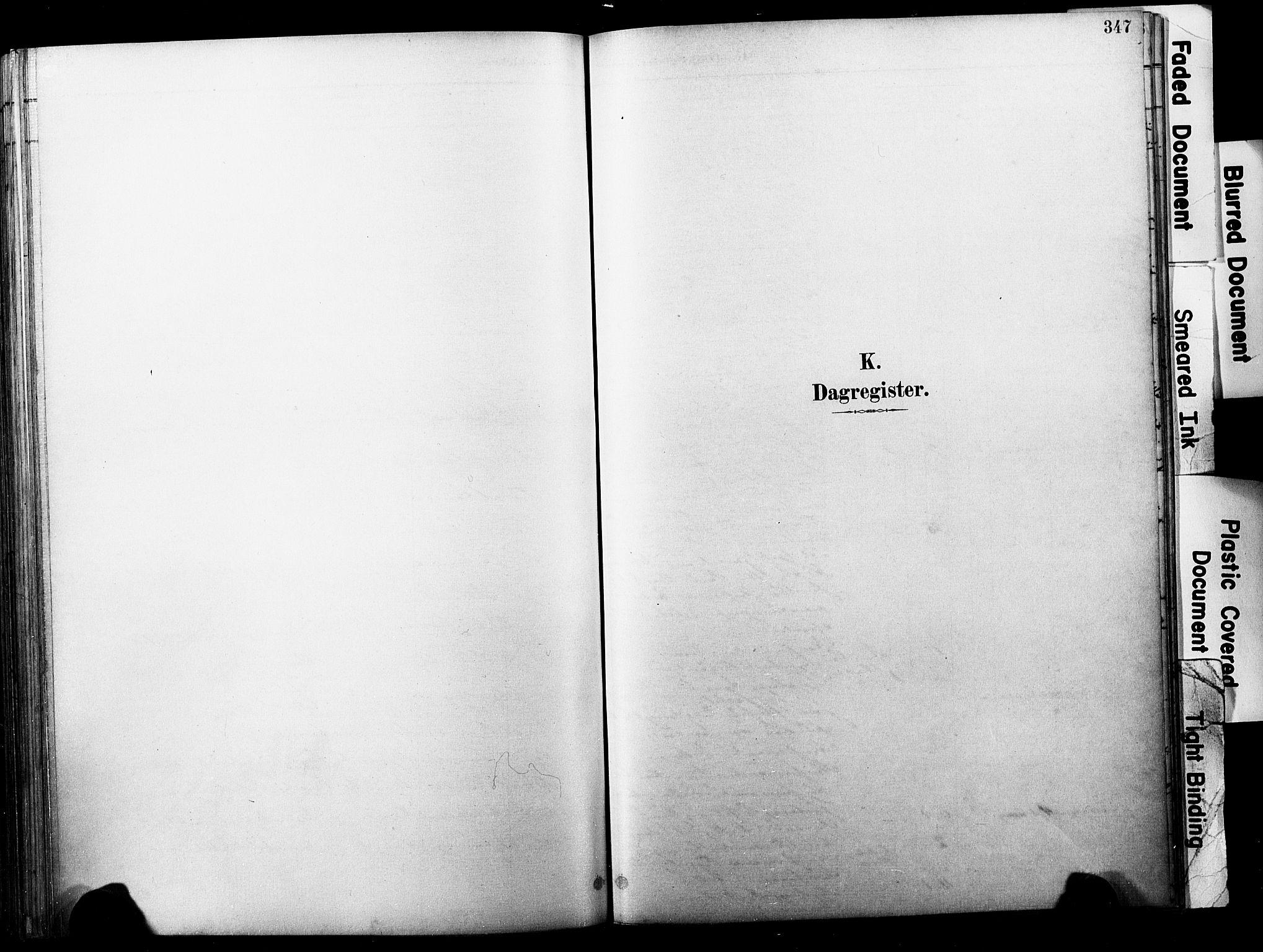 SAKO, Horten kirkebøker, F/Fa/L0004: Parish register (official) no. 4, 1888-1895, p. 347