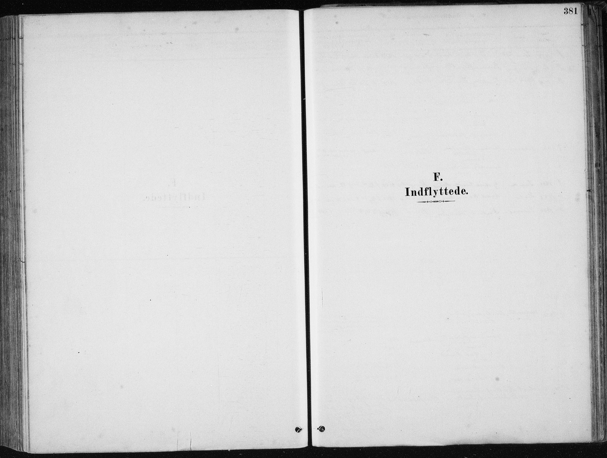 SAB, Fjell sokneprestembete, H/Haa: Parish register (official) no. A  8, 1878-1898, p. 381