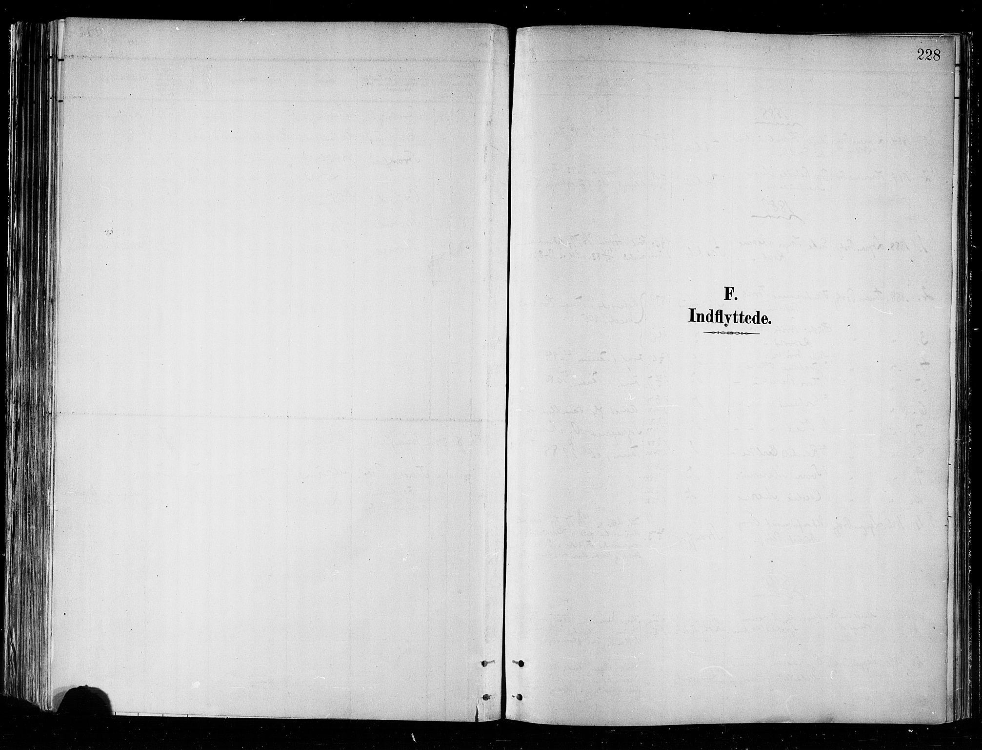 SATØ, Skjervøy sokneprestkontor, H/Ha/Haa/L0010kirke: Parish register (official) no. 10, 1887-1898, p. 228