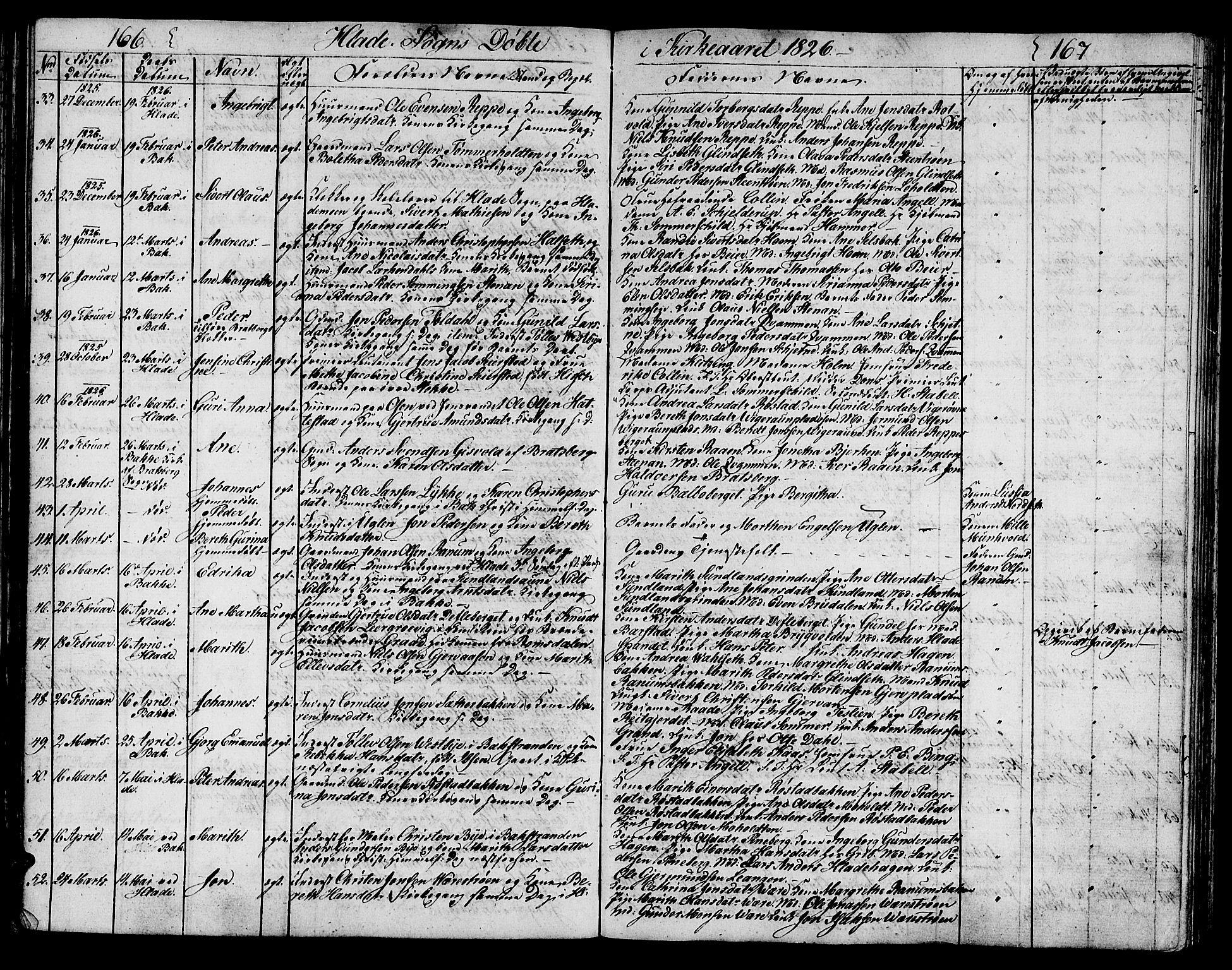 SAT, Ministerialprotokoller, klokkerbøker og fødselsregistre - Sør-Trøndelag, 606/L0306: Parish register (copy) no. 606C02, 1797-1829, p. 166-167