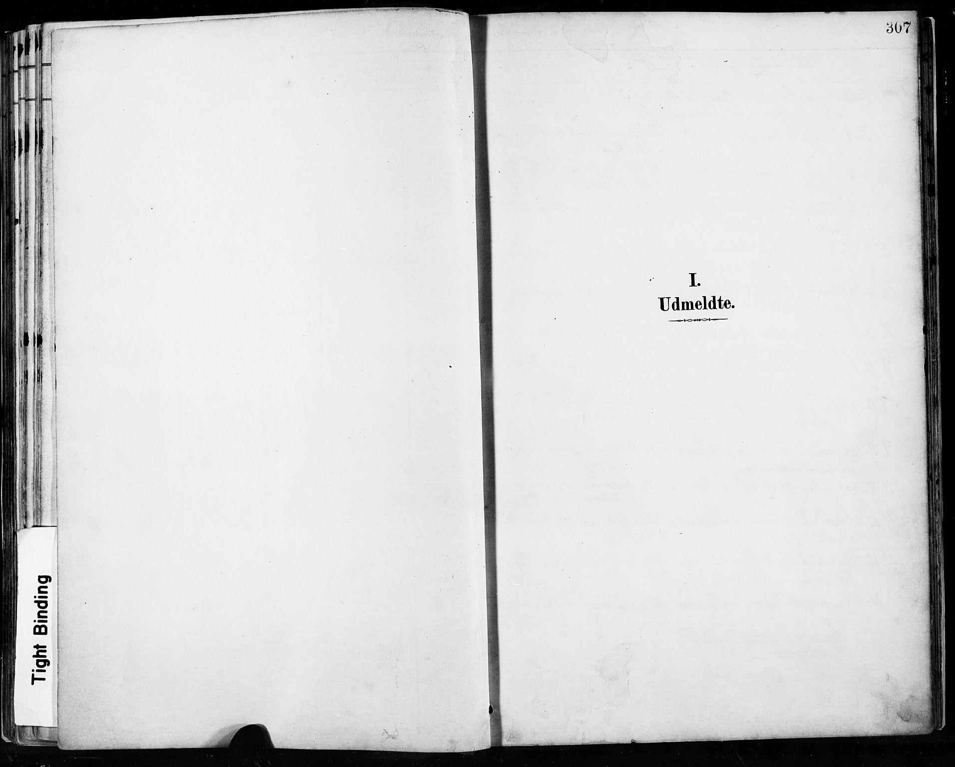 SAST, Høyland sokneprestkontor, 30BA/L0013: Parish register (official) no. A 13.2, 1889-1898, p. 307