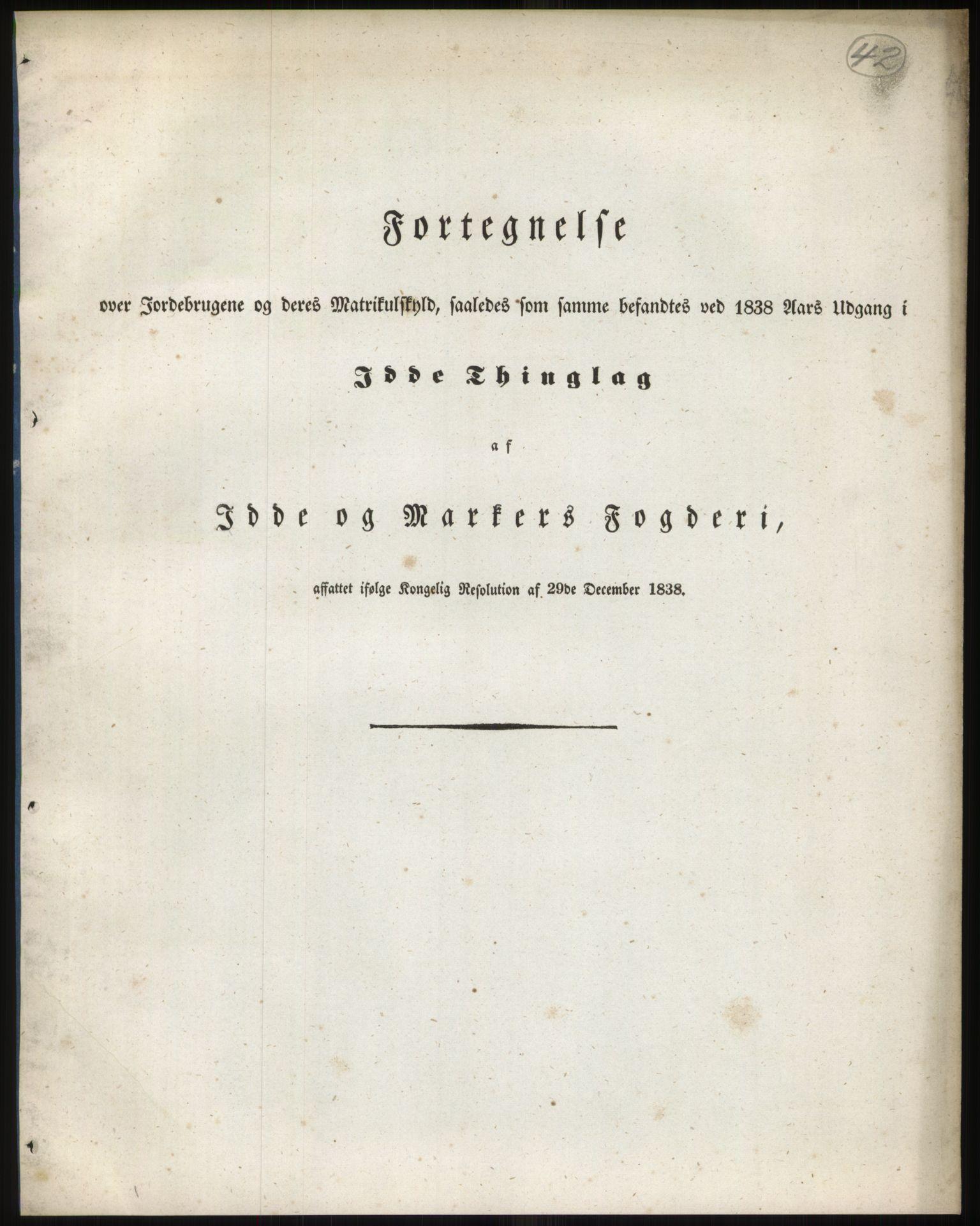 RA, 1838-matrikkelen (publikasjon)*, 1838, p. 72