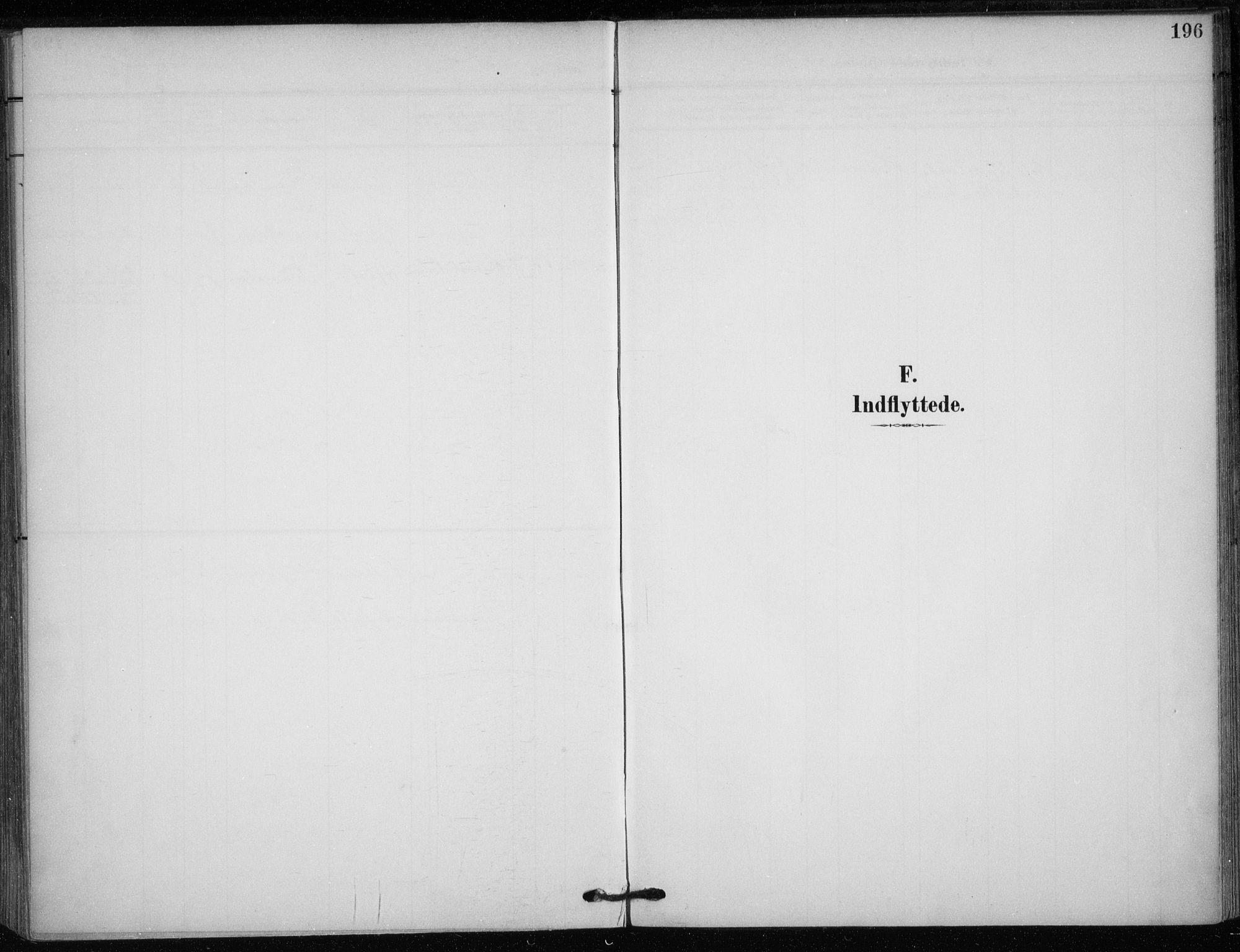 SATØ, Hammerfest sokneprestkontor, H/Ha/L0014.kirke: Parish register (official) no. 14, 1906-1916, p. 196