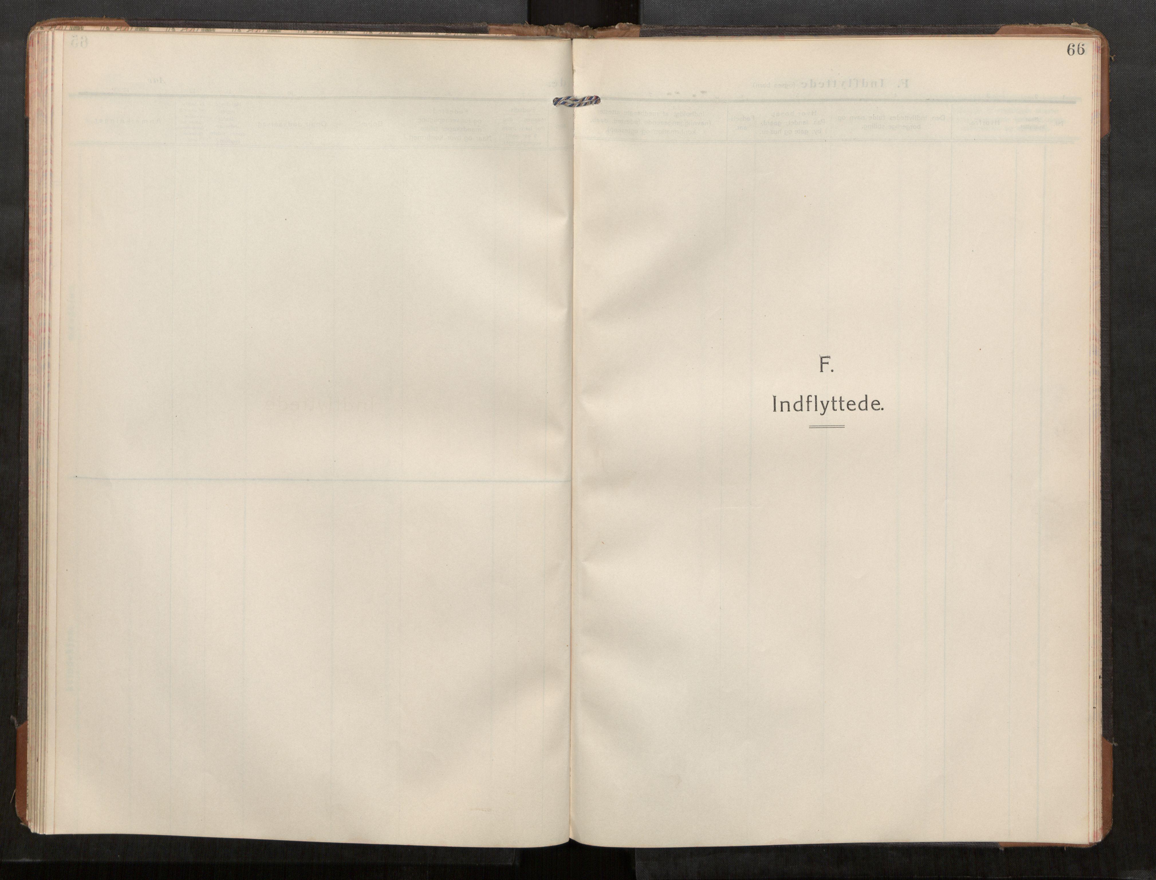 SAT, Stod sokneprestkontor, I/I1/I1a/L0003: Parish register (official) no. 3, 1909-1934, p. 66