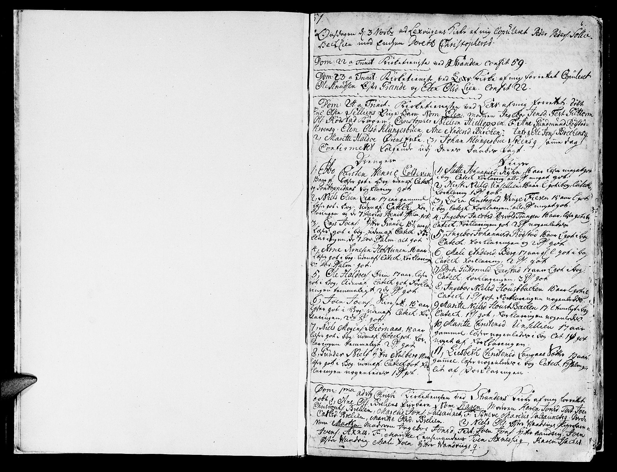 SAT, Ministerialprotokoller, klokkerbøker og fødselsregistre - Nord-Trøndelag, 701/L0003: Parish register (official) no. 701A03, 1751-1783, p. 6