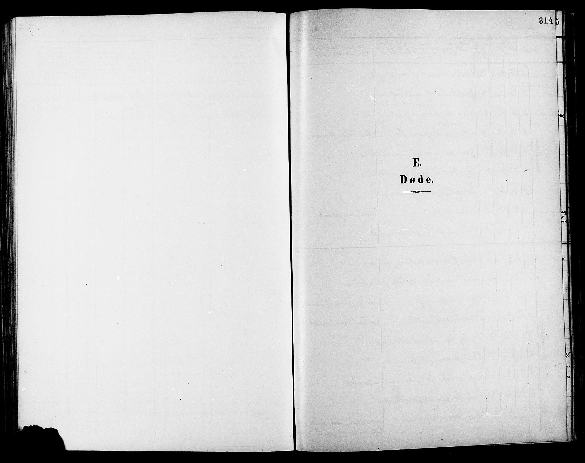 SAH, Lillehammer prestekontor, H/Ha/Hab/L0001: Parish register (copy) no. 1, 1901-1913, p. 314
