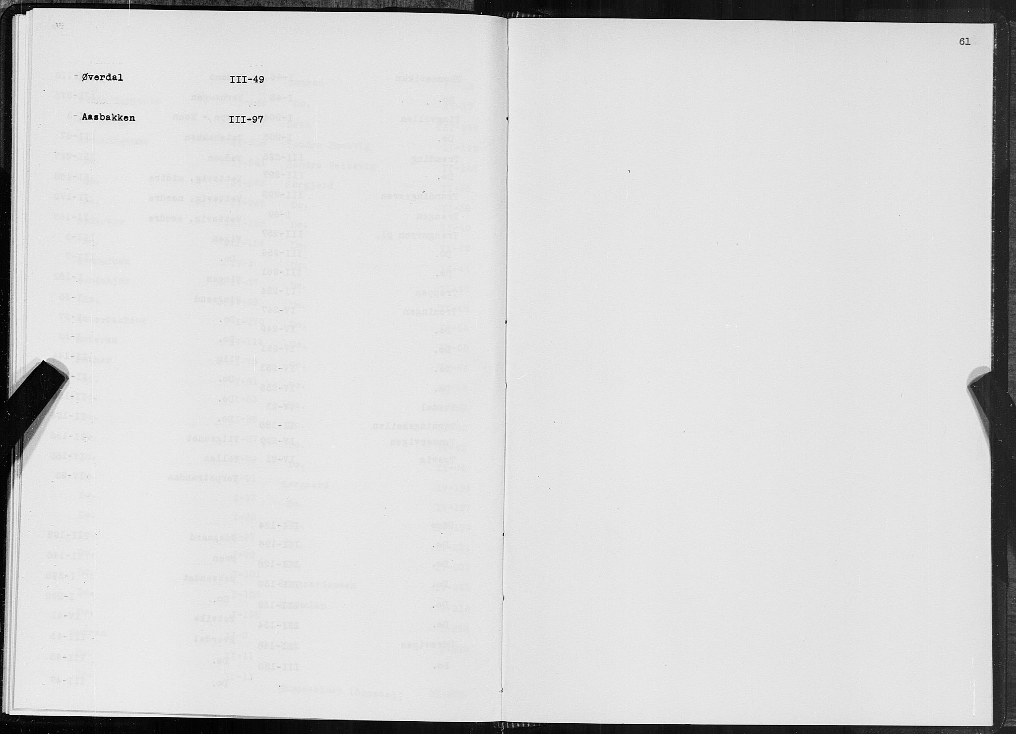 SAT, 1875 census for 1632P Bjørnør, 1875, p. 61