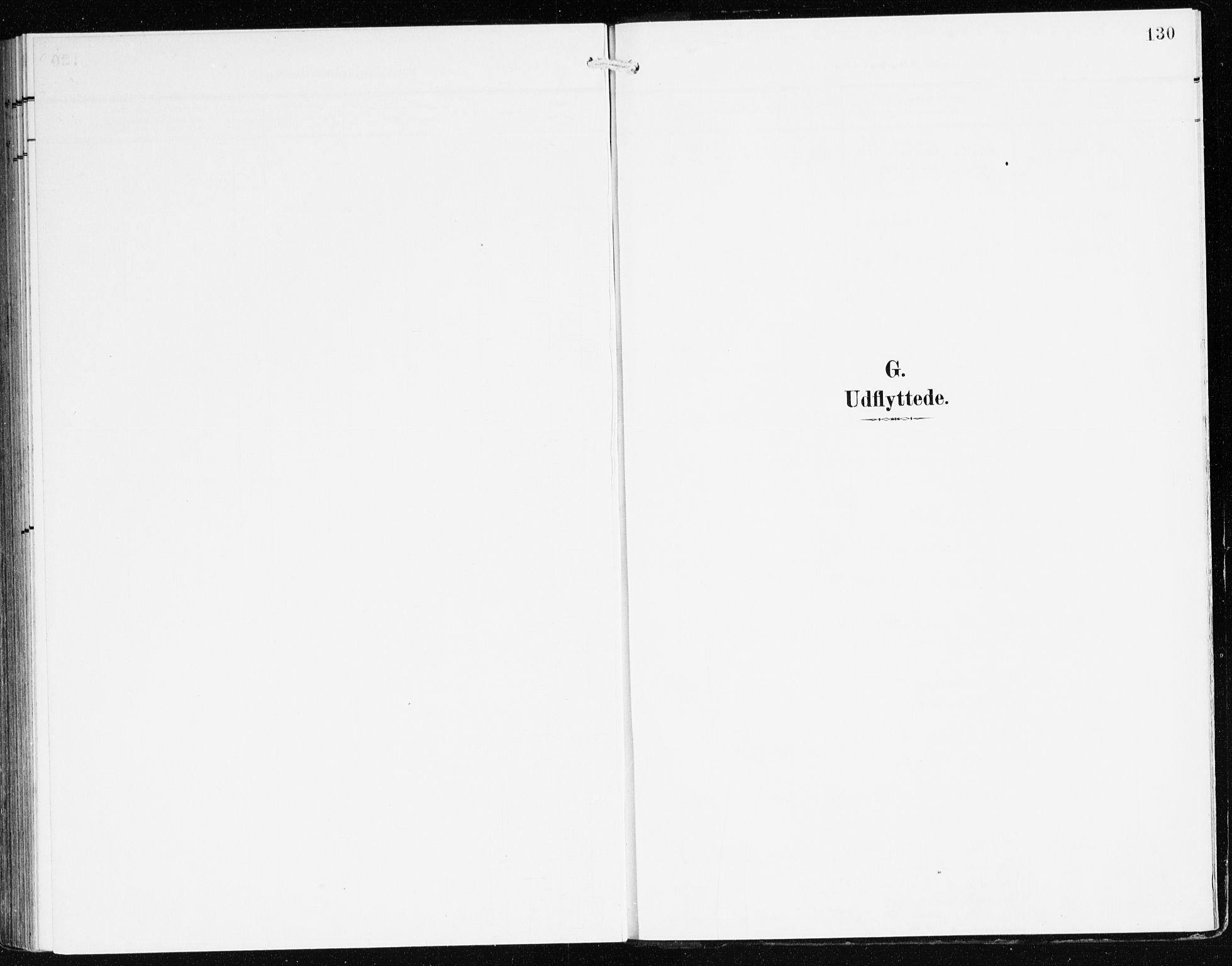 SAB, Bremanger Sokneprestembete, H/Haa: Parish register (official) no. C 1, 1908-1921, p. 130