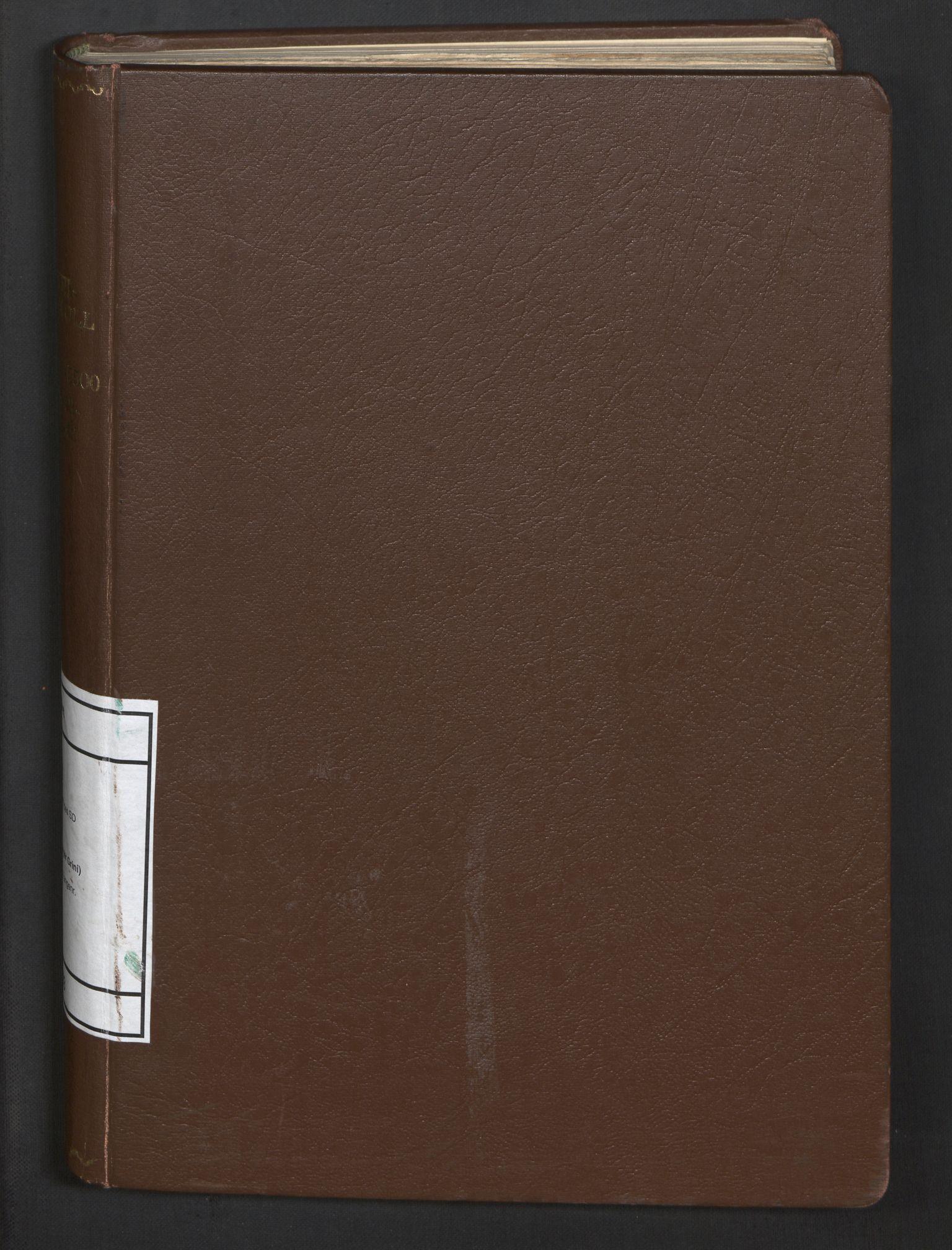 RA, Befehlshaber der Sicherheitspolizei und des SD, F/Fa/Faa/L0003: Fangeprotokoll. - Gefangenen-Buch B. Fangenr. 2601-5500, 1942