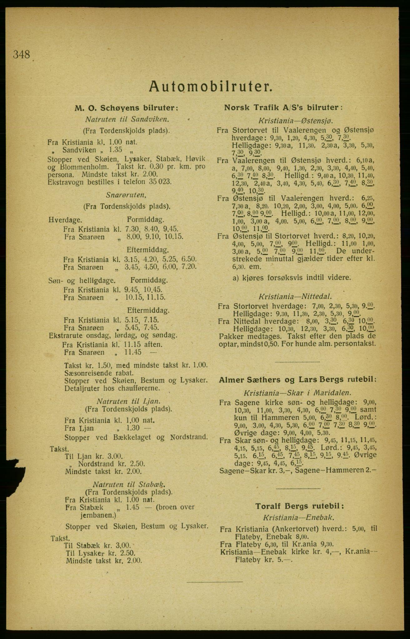 PUBL, Aker adressebok/adressekalender, 1922, p. 348