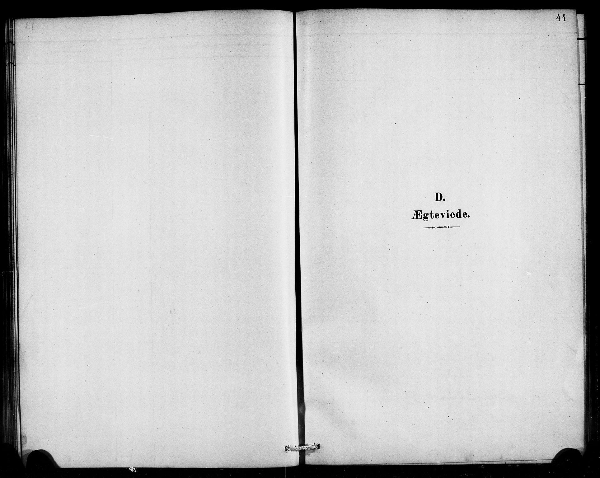 SAB, Aurland Sokneprestembete*, Parish register (official) no. E 1, 1880-1907, p. 44