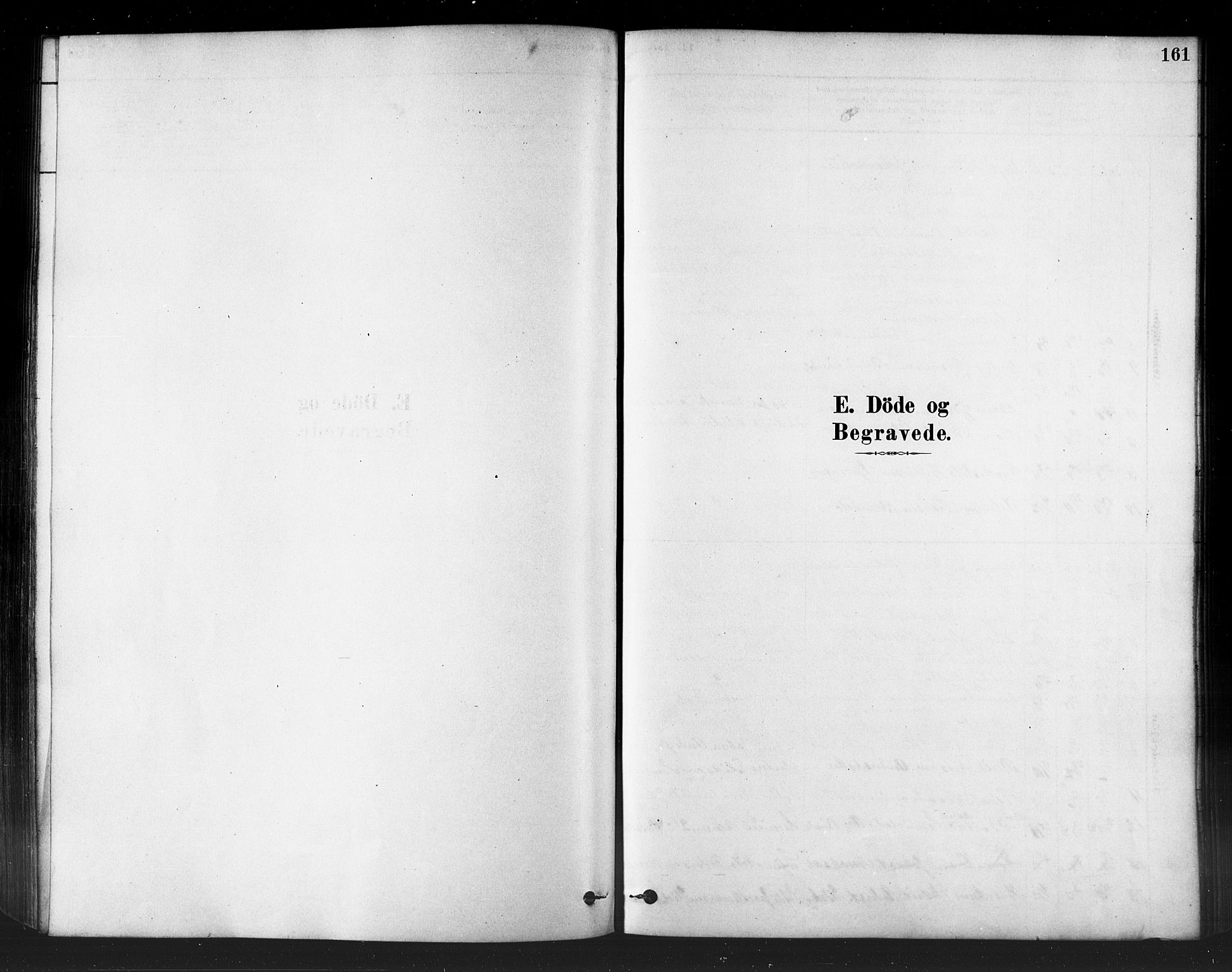 SATØ, Kistrand/Porsanger sokneprestembete, H/Ha/L0007.kirke: Parish register (official) no. 7, 1881-1889, p. 161