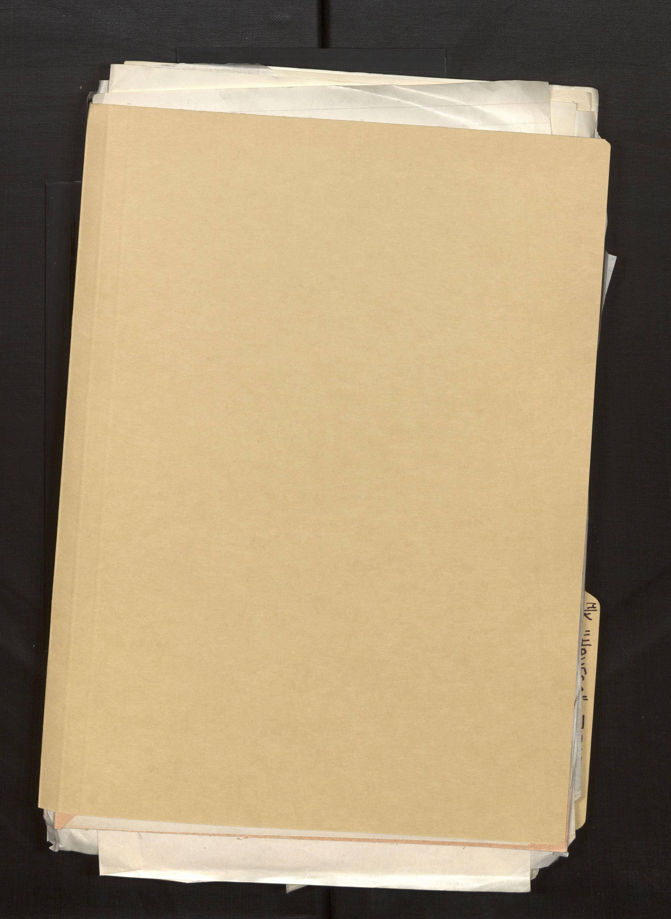 SAB, Fiskeridirektoratet - 1 Adm. ledelse - 13 Båtkontoret, La/L0042: Statens krigsforsikring for fiskeflåten, 1936-1971, p. 460